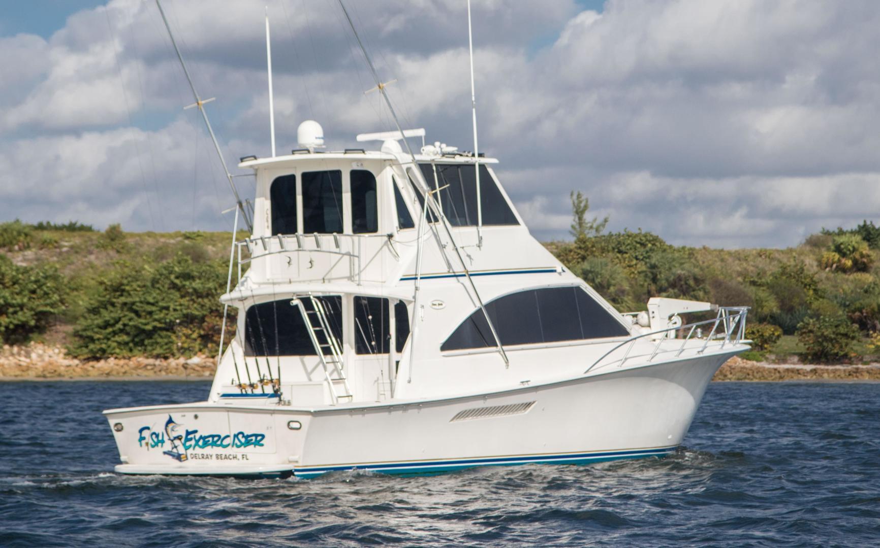 Ocean Yachts 2000-FISH EXERCISER Riviera Beach-Florida-United States-1552077 | Thumbnail