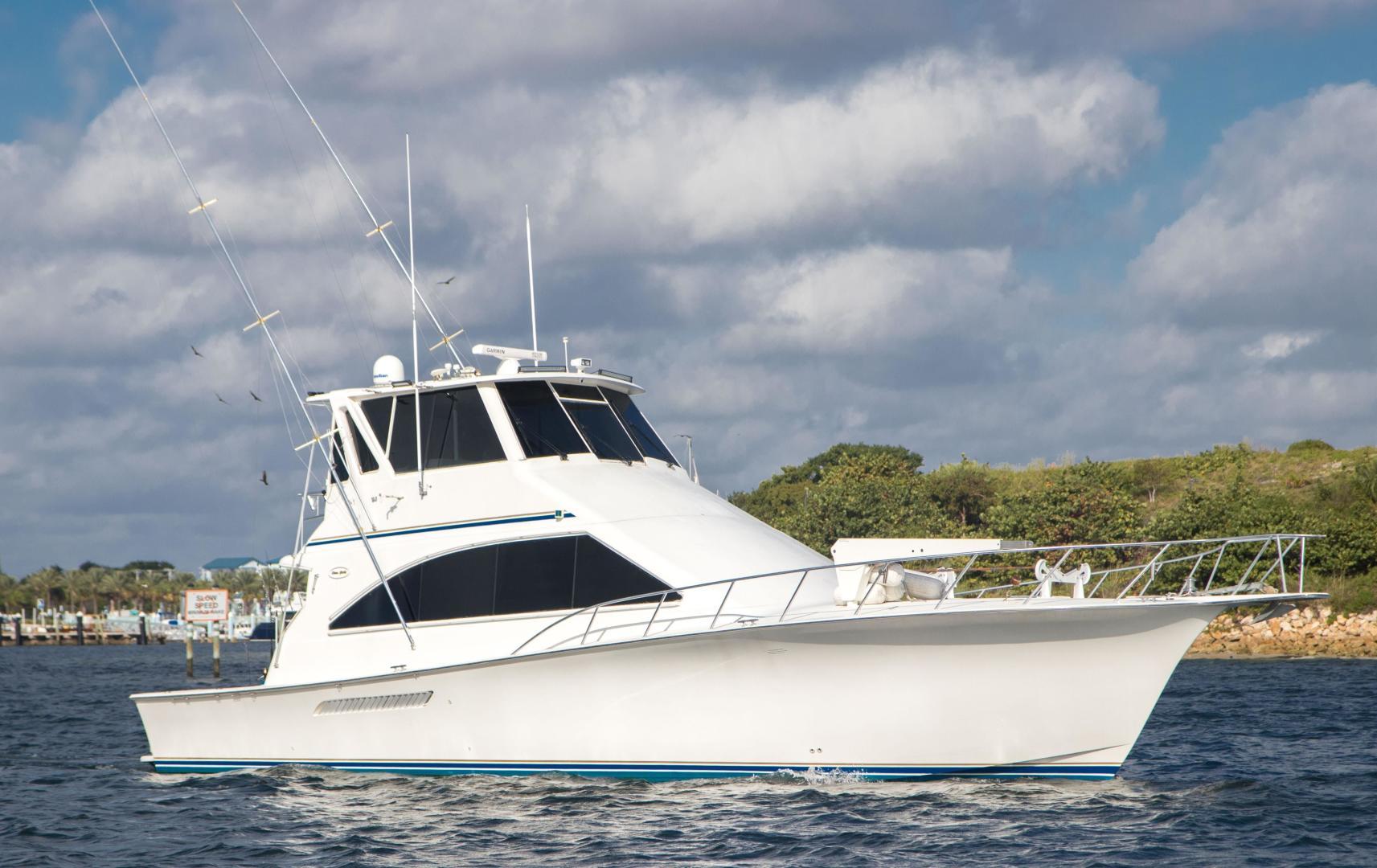 Ocean Yachts 2000-FISH EXERCISER Riviera Beach-Florida-United States-1552080 | Thumbnail