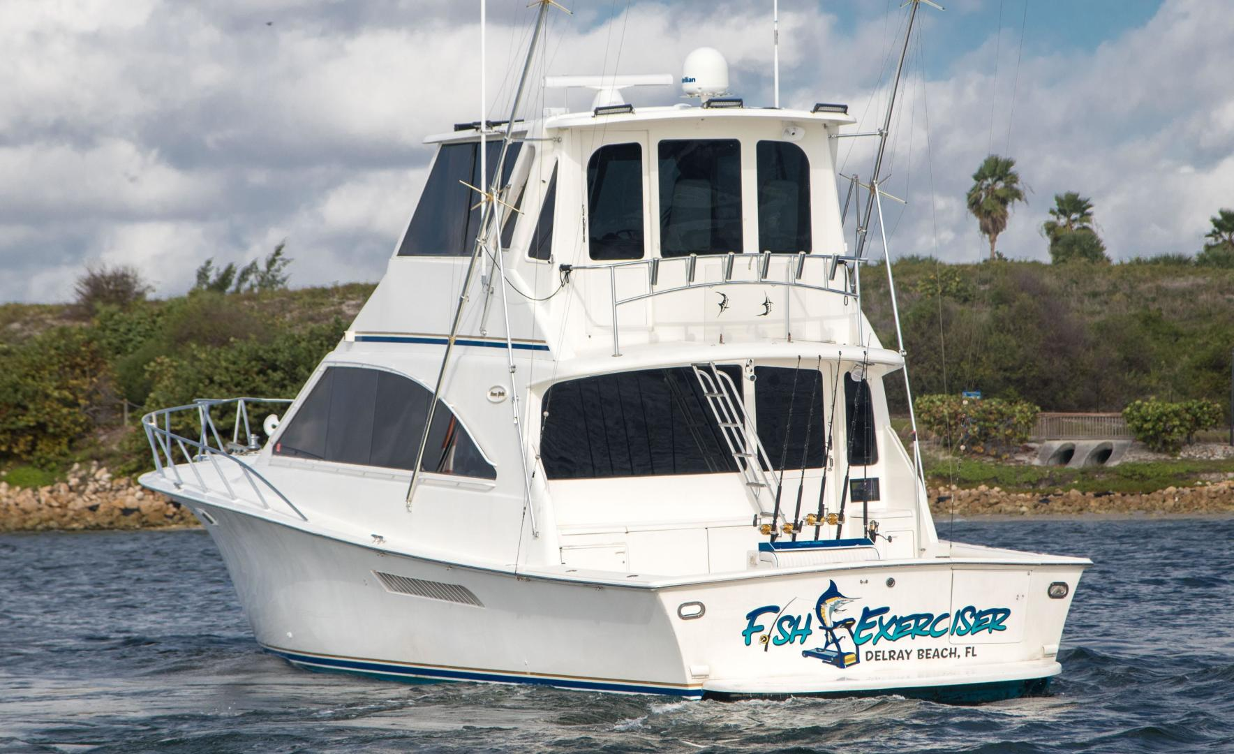 Ocean Yachts 2000-FISH EXERCISER Riviera Beach-Florida-United States-1552074 | Thumbnail