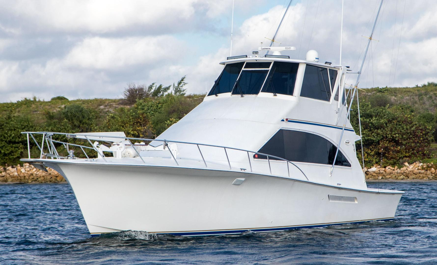 Ocean Yachts 2000-FISH EXERCISER Riviera Beach-Florida-United States-1552084 | Thumbnail