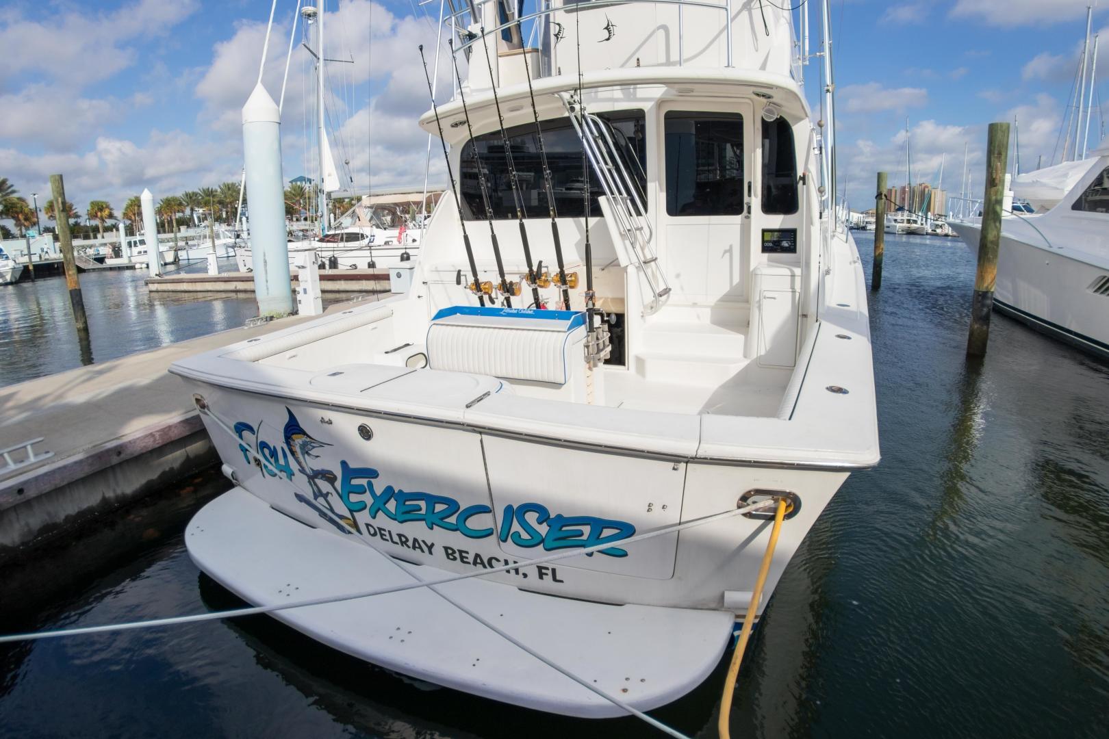 Ocean Yachts 2000-FISH EXERCISER Riviera Beach-Florida-United States-1552162 | Thumbnail