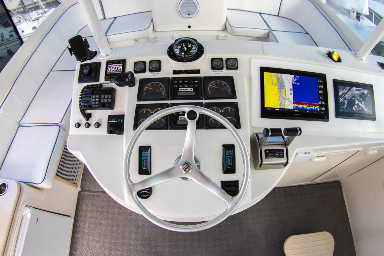 Ocean Yachts 2000-FISH EXERCISER Riviera Beach-Florida-United States-1552065 | Thumbnail