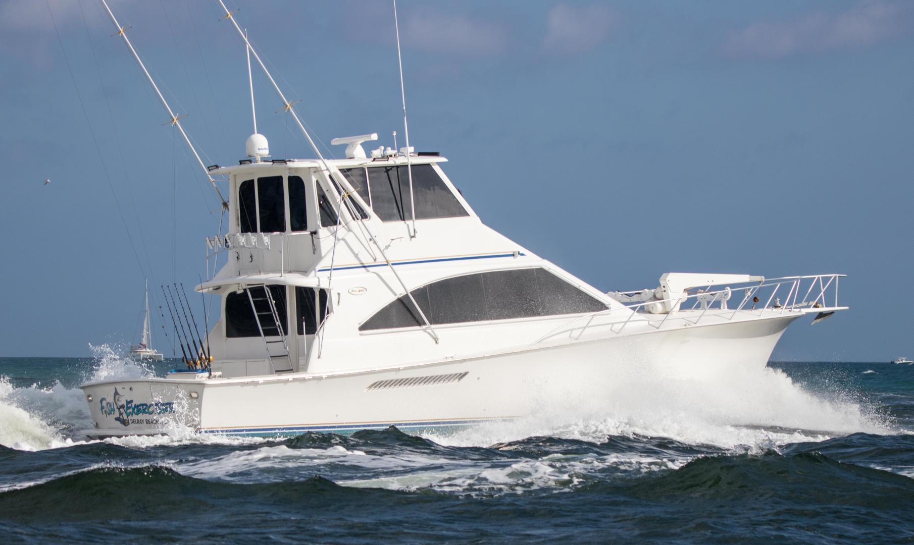 Ocean Yachts 2000-FISH EXERCISER Riviera Beach-Florida-United States-1552089 | Thumbnail