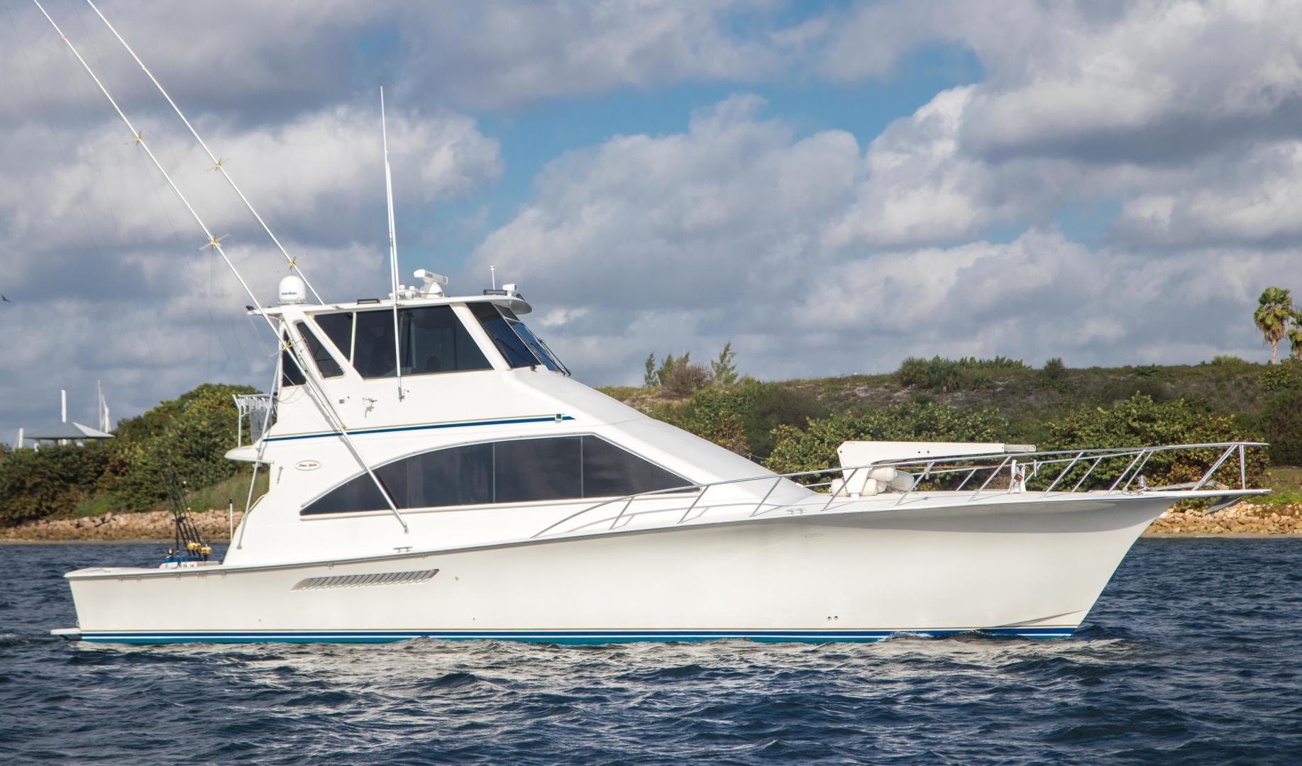 Ocean Yachts 2000-FISH EXERCISER Riviera Beach-Florida-United States-1552079 | Thumbnail