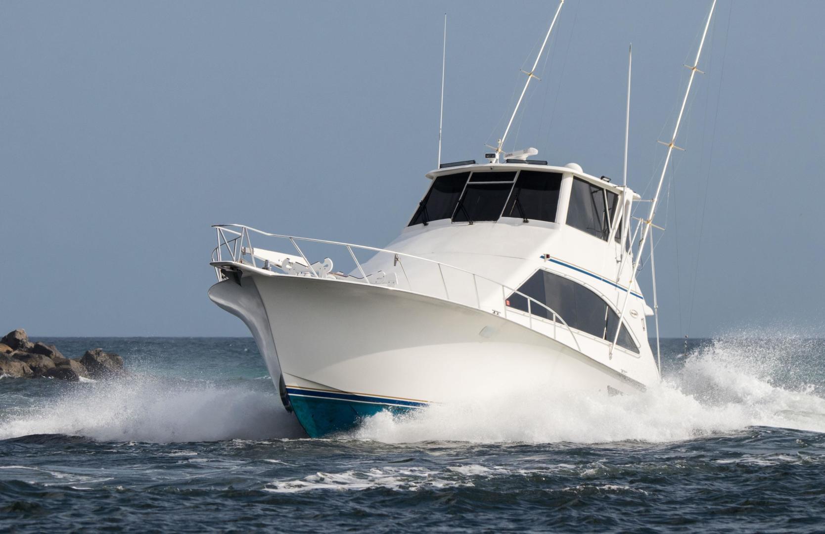 Ocean Yachts 2000-FISH EXERCISER Riviera Beach-Florida-United States-1552091 | Thumbnail