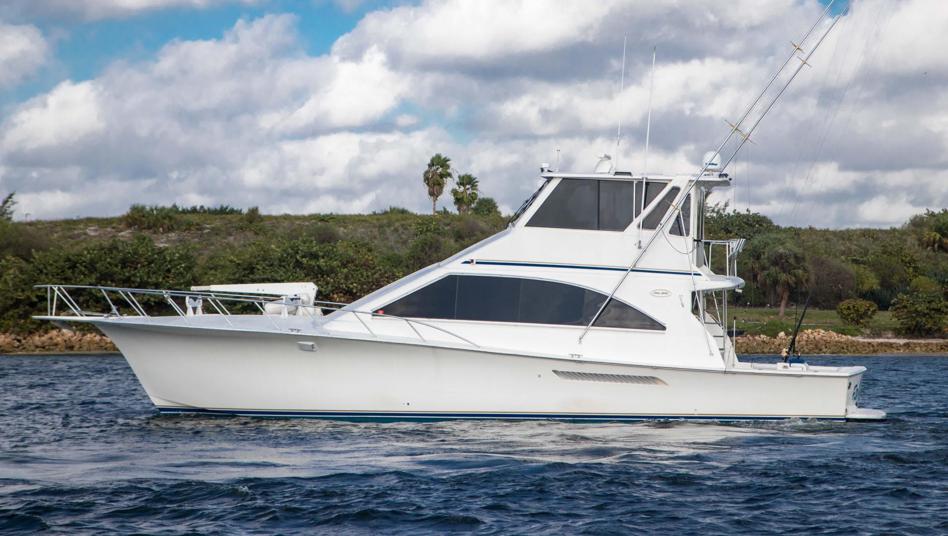 Ocean Yachts 2000-FISH EXERCISER Riviera Beach-Florida-United States-1552085 | Thumbnail