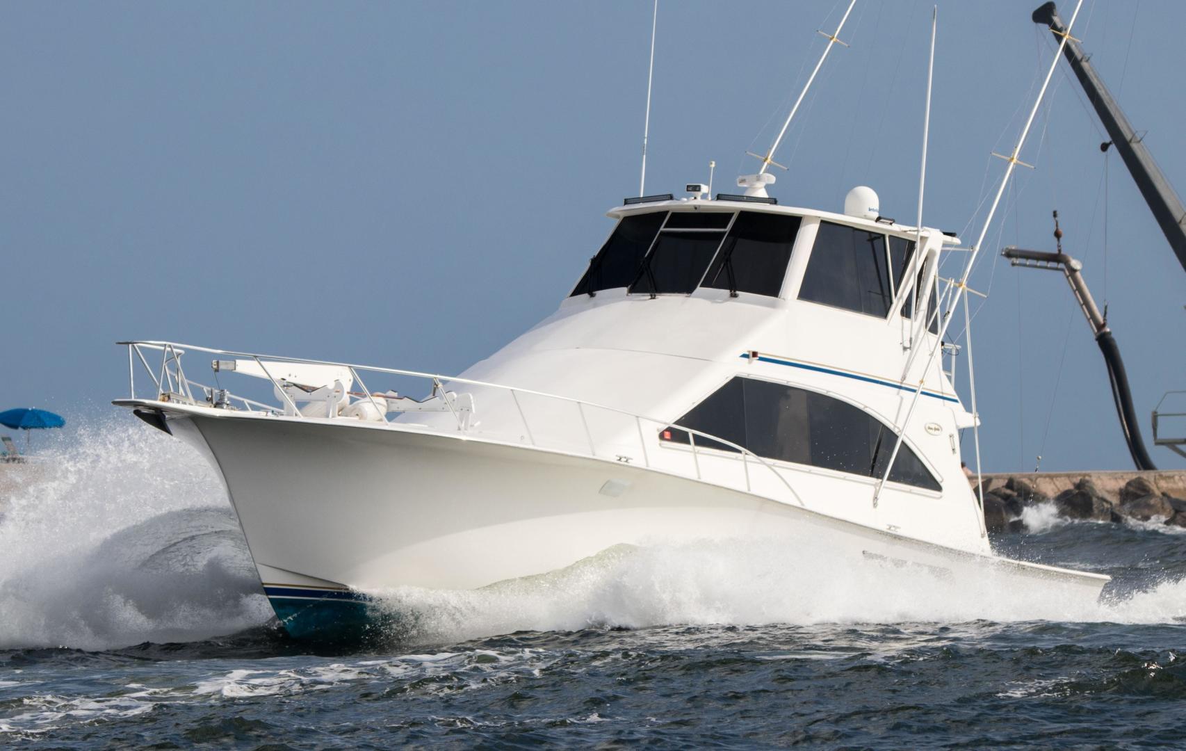Ocean Yachts 2000-FISH EXERCISER Riviera Beach-Florida-United States-1552092 | Thumbnail