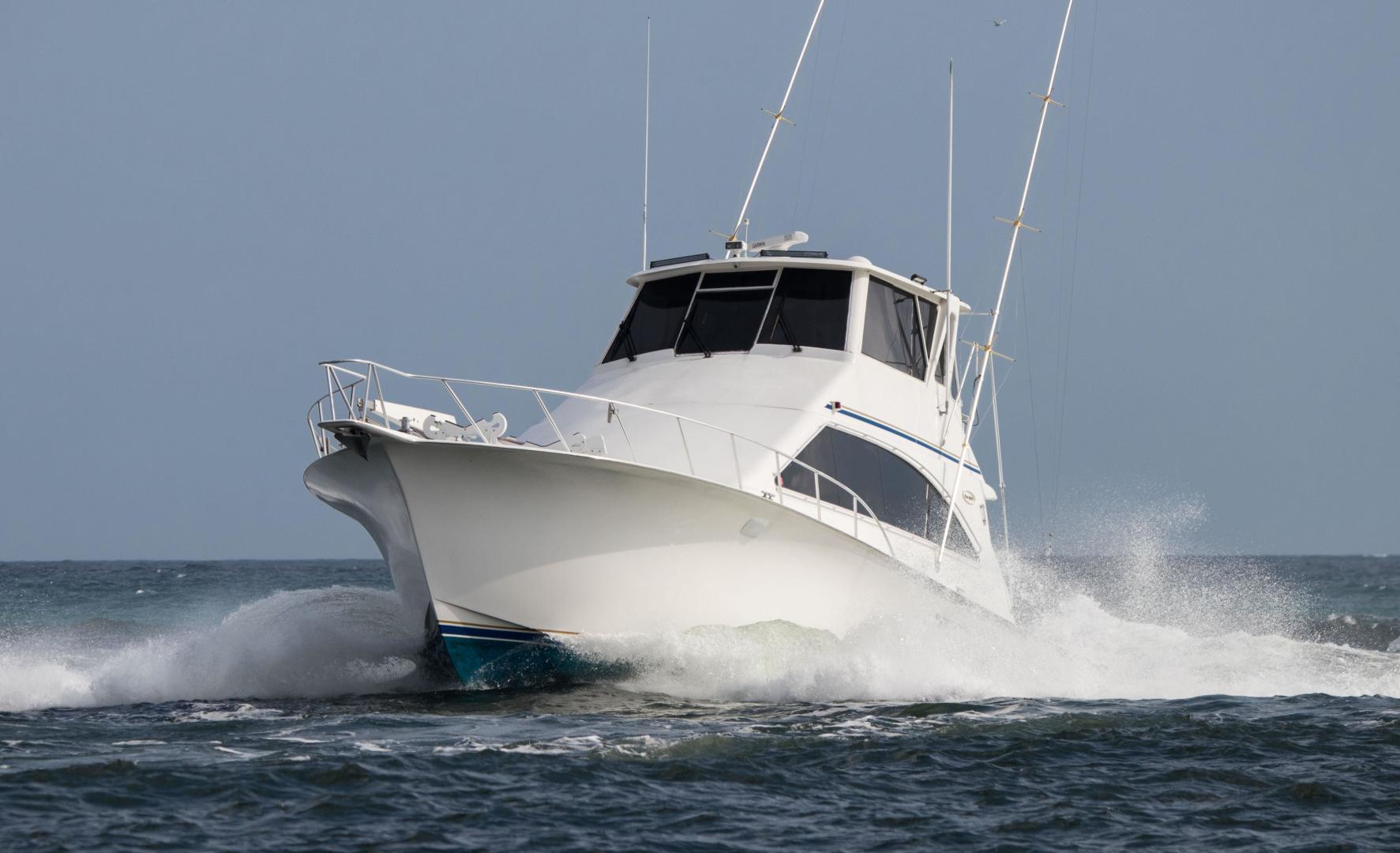 Ocean Yachts 2000-FISH EXERCISER Riviera Beach-Florida-United States-1552090 | Thumbnail