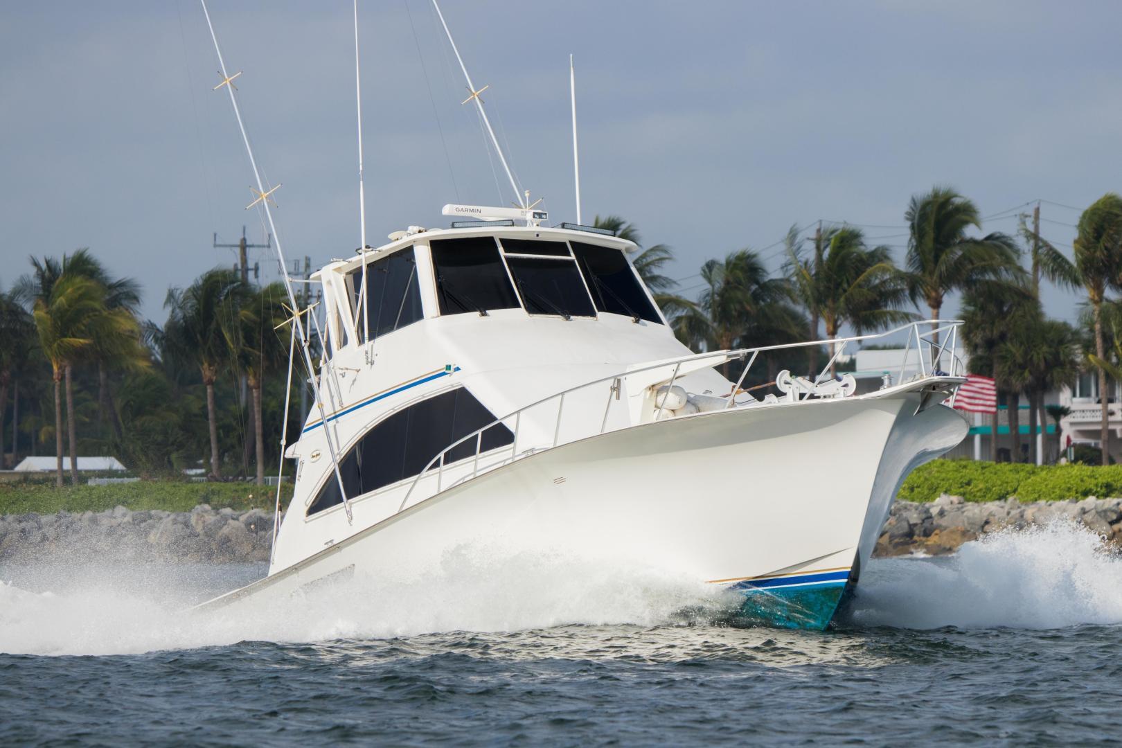 Ocean Yachts 2000-FISH EXERCISER Riviera Beach-Florida-United States-1552086 | Thumbnail