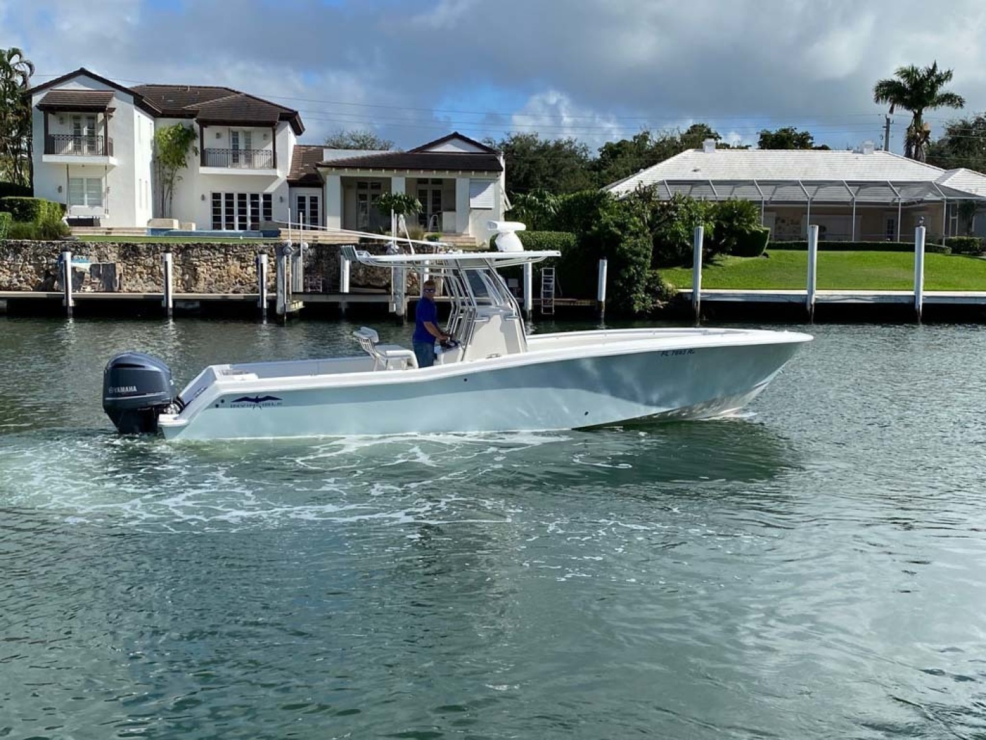 Invincible-Center Console 2012 -Coral Gables-Florida-United States-Starboard Profile-1552042 | Thumbnail