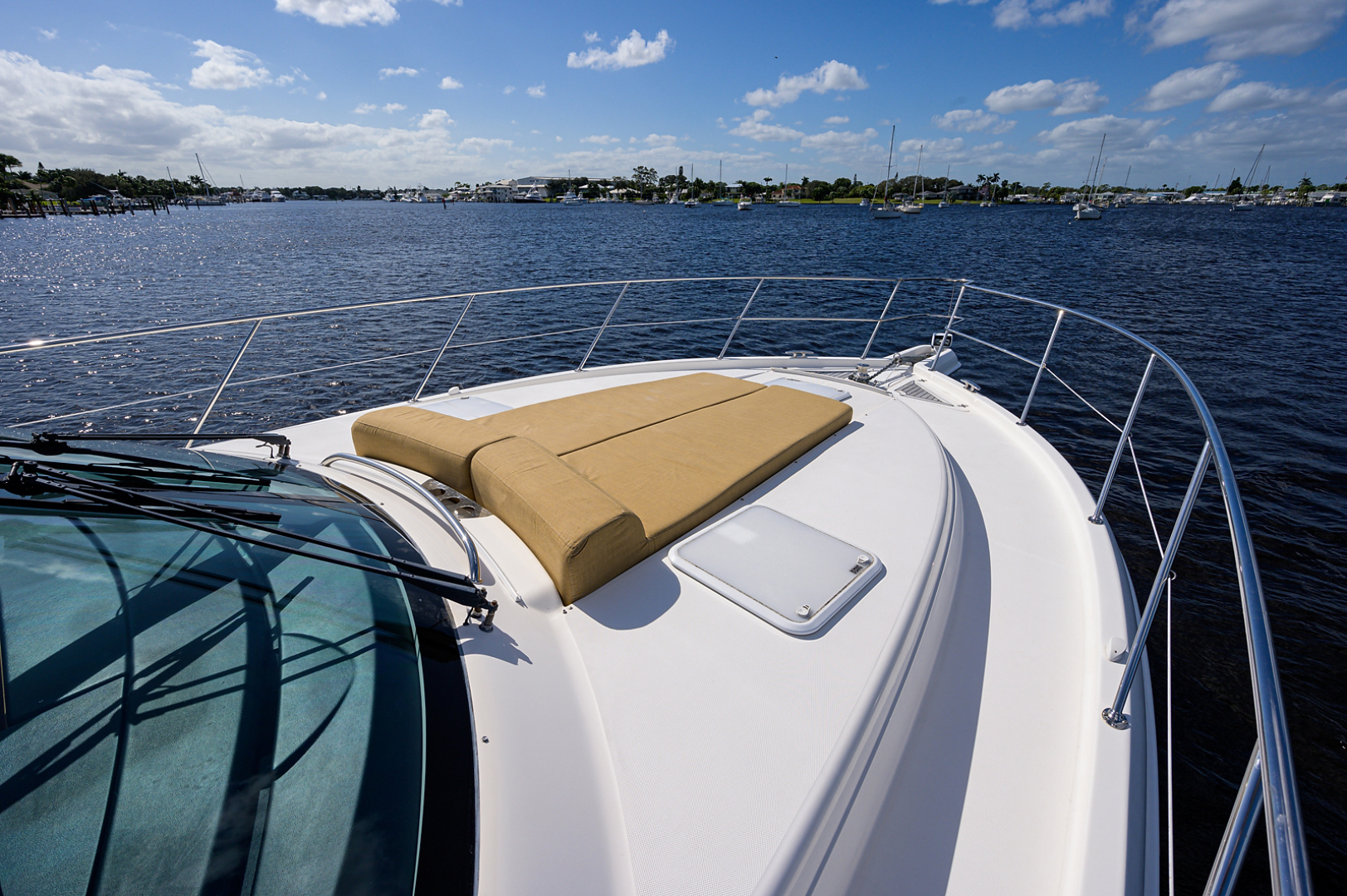 Riviera-5000 Sport Yacht 2012-Lady J Palm Beach-Florida-United States-1553504 | Thumbnail
