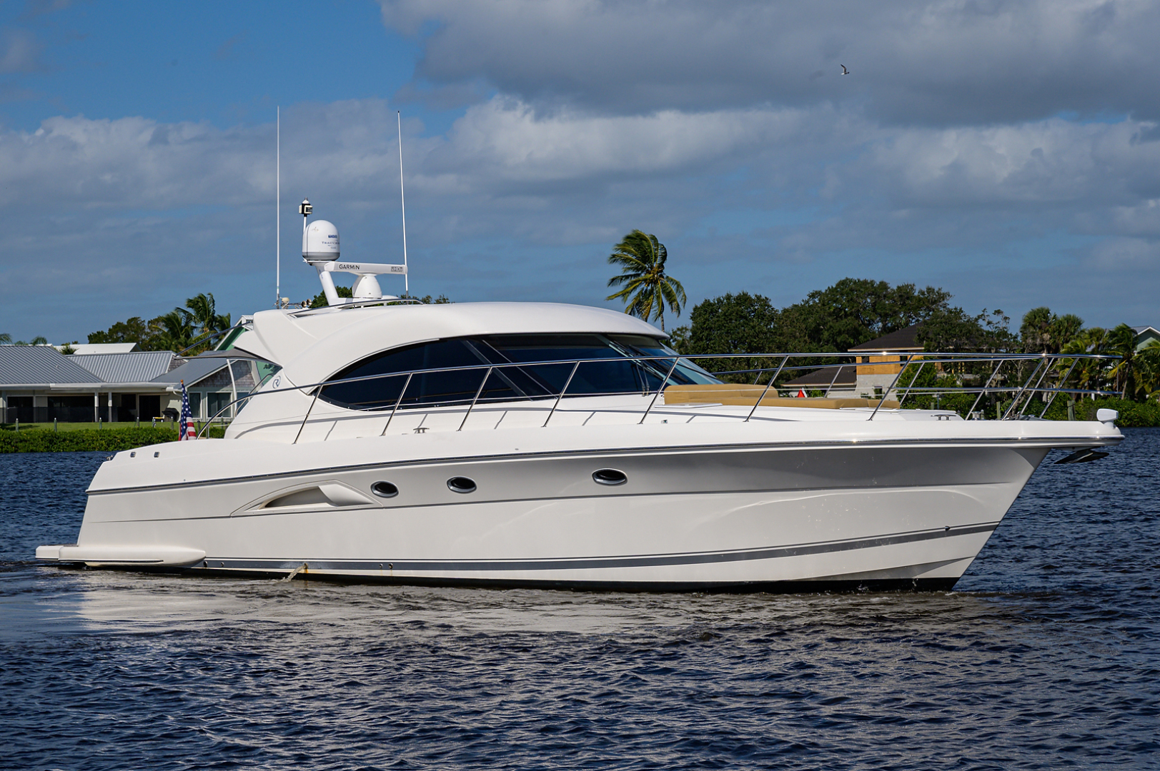 Riviera-5000 Sport Yacht 2012-Lady J Palm Beach-Florida-United States-1553495 | Thumbnail