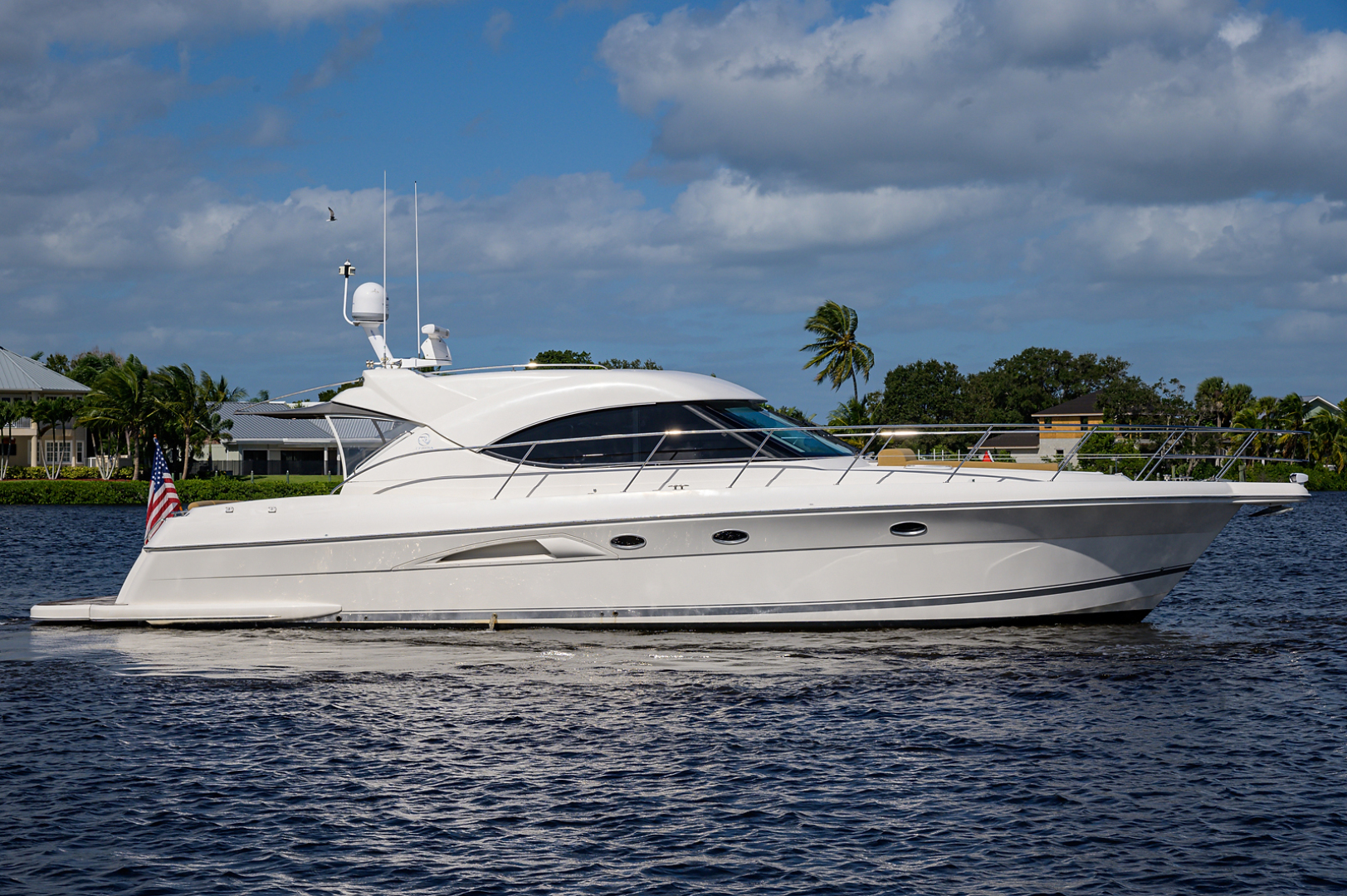 Riviera-5000 Sport Yacht 2012-Lady J Palm Beach-Florida-United States-1553489 | Thumbnail