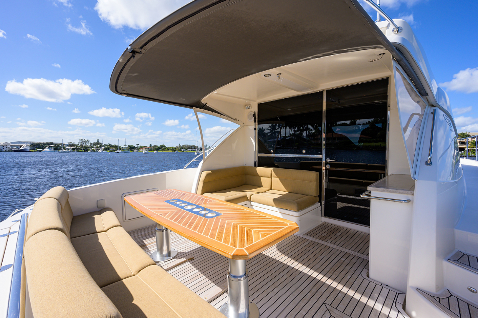 Riviera-5000 Sport Yacht 2012-Lady J Palm Beach-Florida-United States-1553509 | Thumbnail