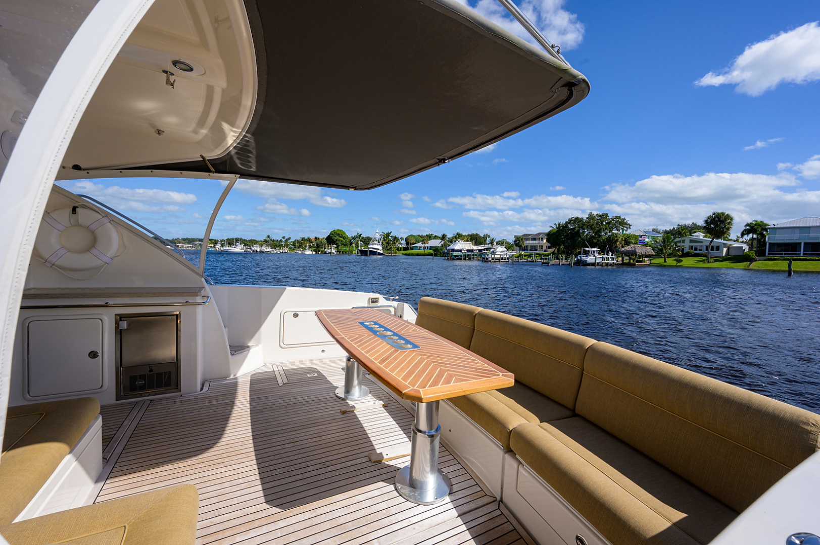 Riviera-5000 Sport Yacht 2012-Lady J Palm Beach-Florida-United States-1553511 | Thumbnail