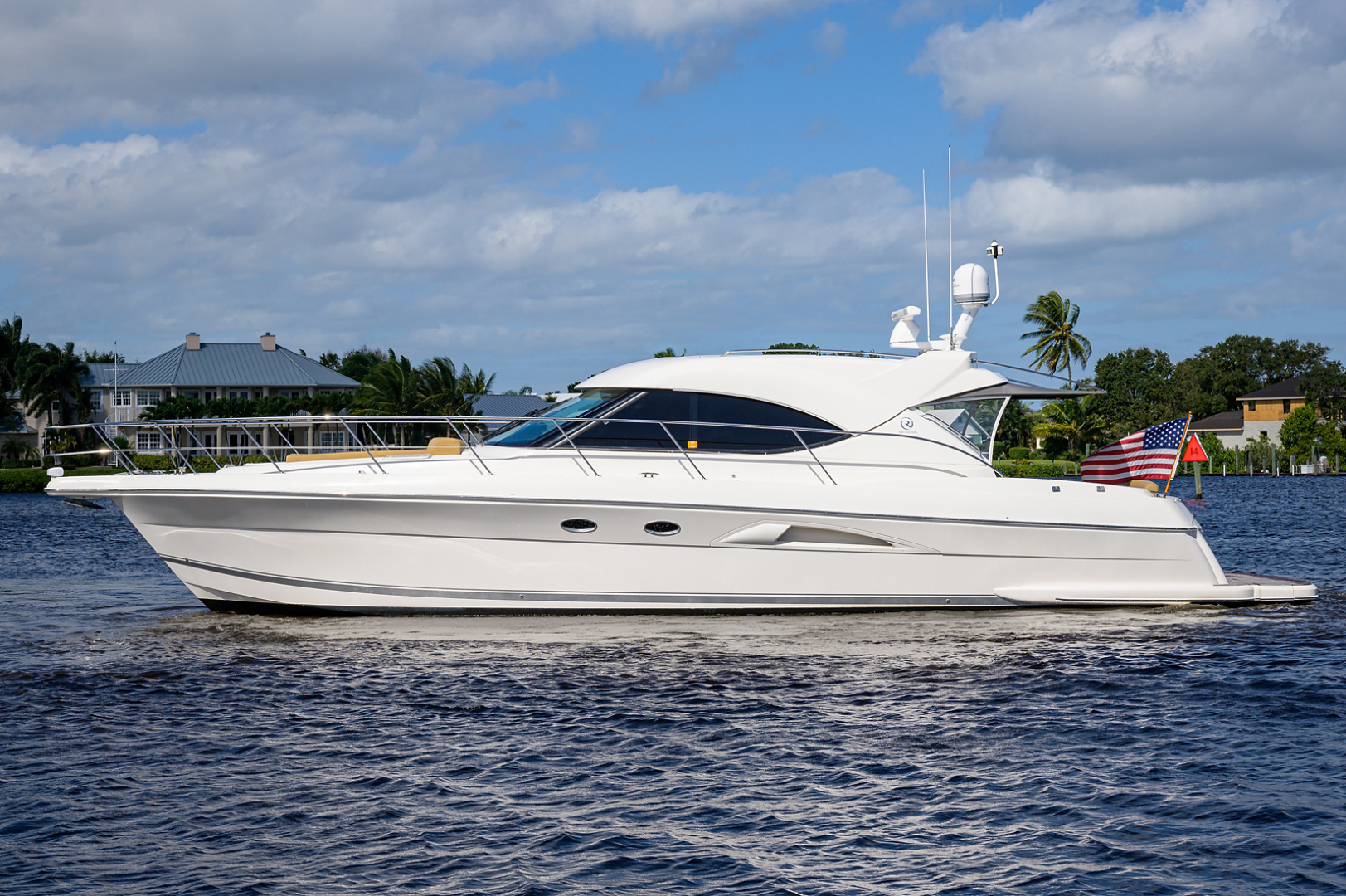 Riviera-5000 Sport Yacht 2012-Lady J Palm Beach-Florida-United States-1553487 | Thumbnail