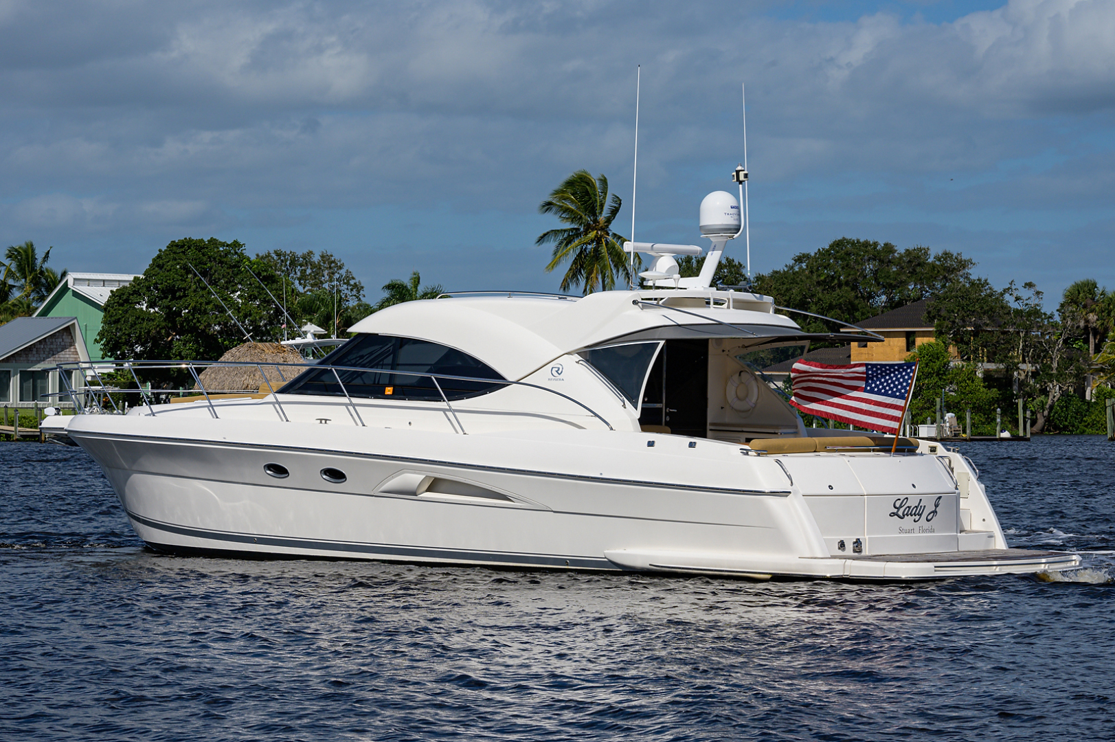 Riviera-5000 Sport Yacht 2012-Lady J Palm Beach-Florida-United States-1553491 | Thumbnail