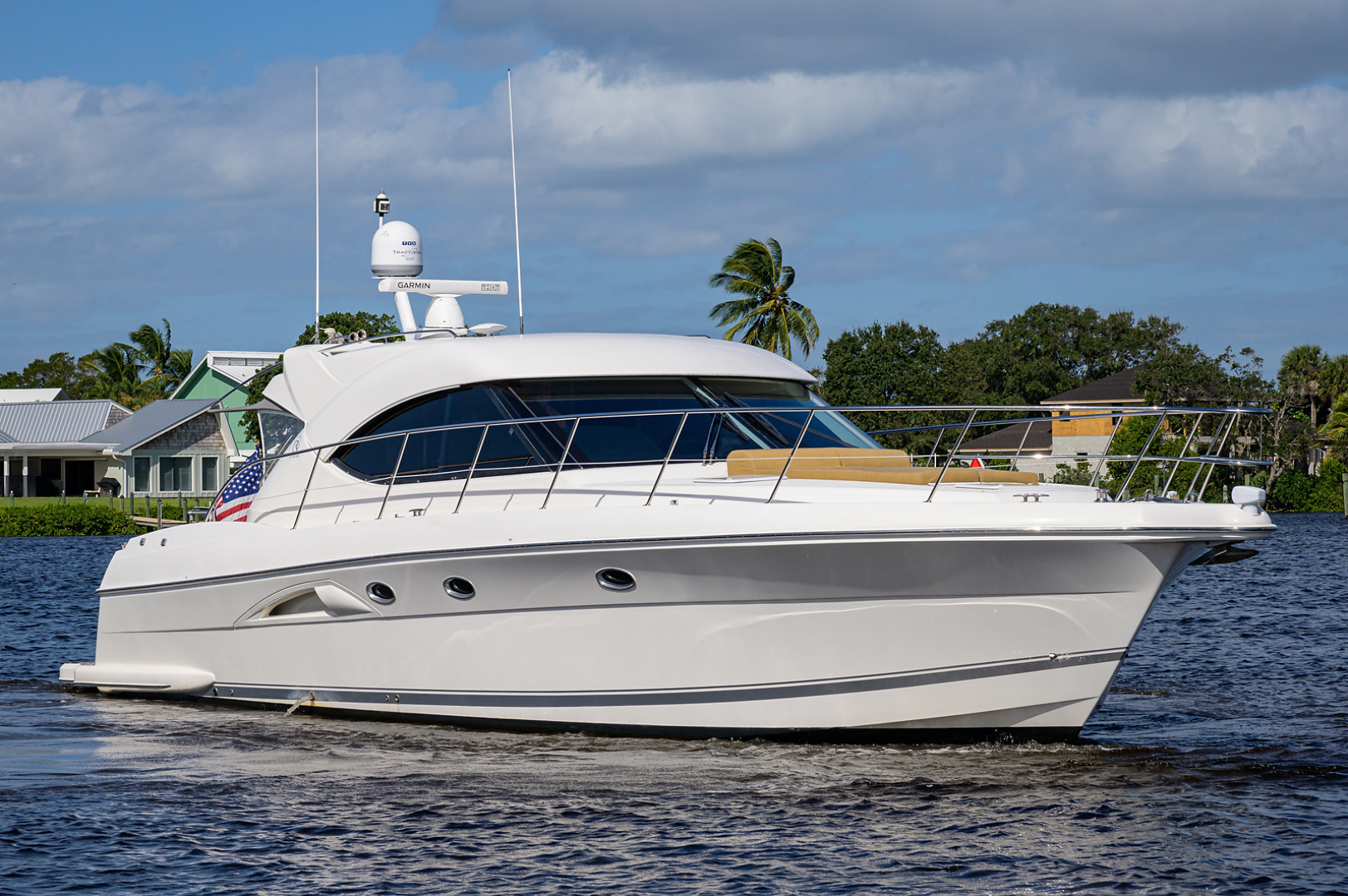 Riviera-5000 Sport Yacht 2012-Lady J Palm Beach-Florida-United States-1553496 | Thumbnail