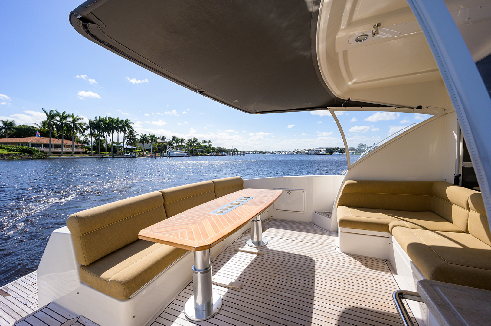 Riviera-5000 Sport Yacht 2012-Lady J Palm Beach-Florida-United States-1553508 | Thumbnail