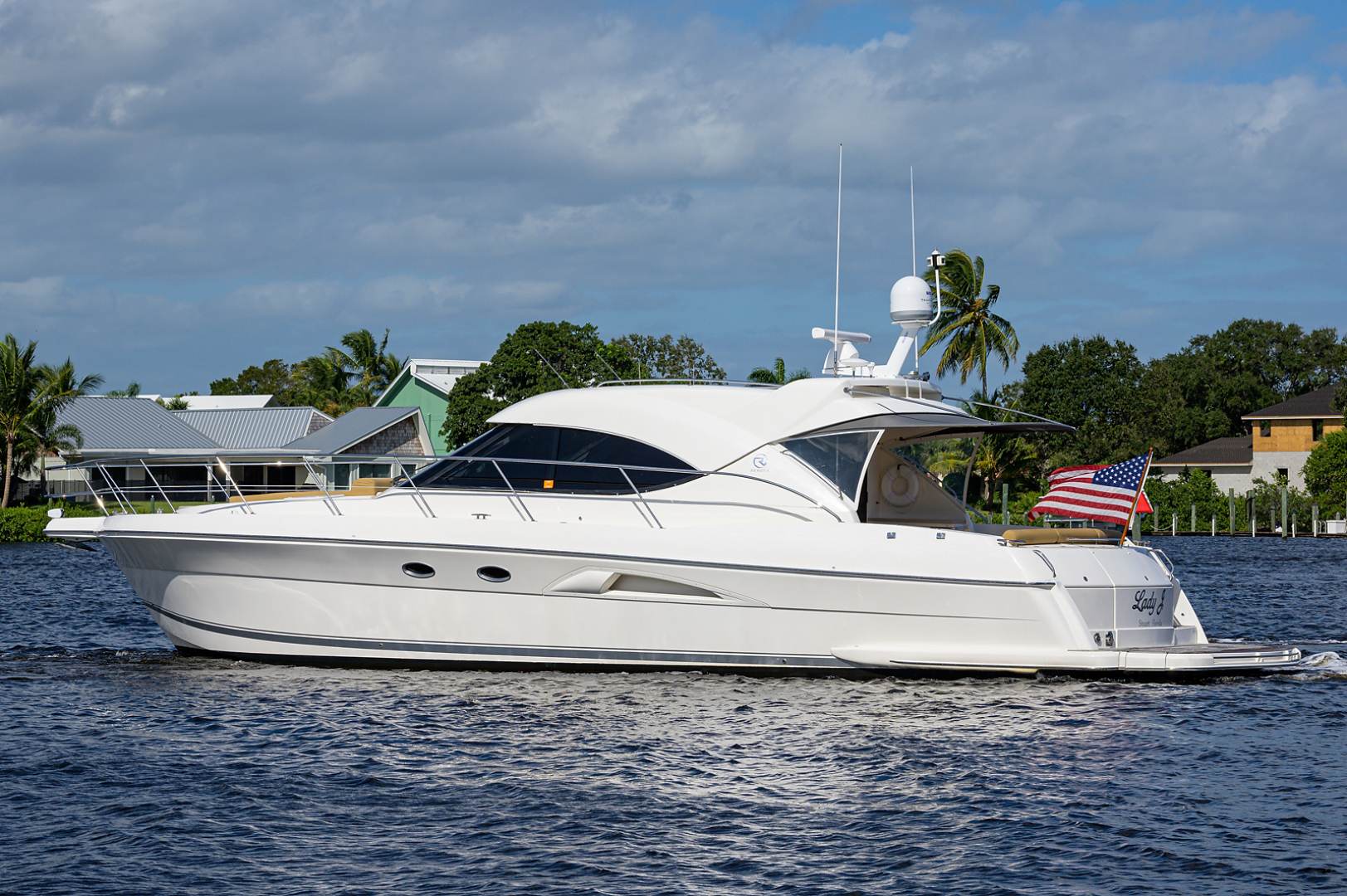 Riviera-5000 Sport Yacht 2012-Lady J Palm Beach-Florida-United States-1553490 | Thumbnail