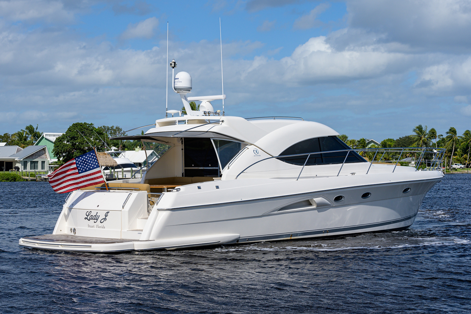Riviera-5000 Sport Yacht 2012-Lady J Palm Beach-Florida-United States-1553493 | Thumbnail