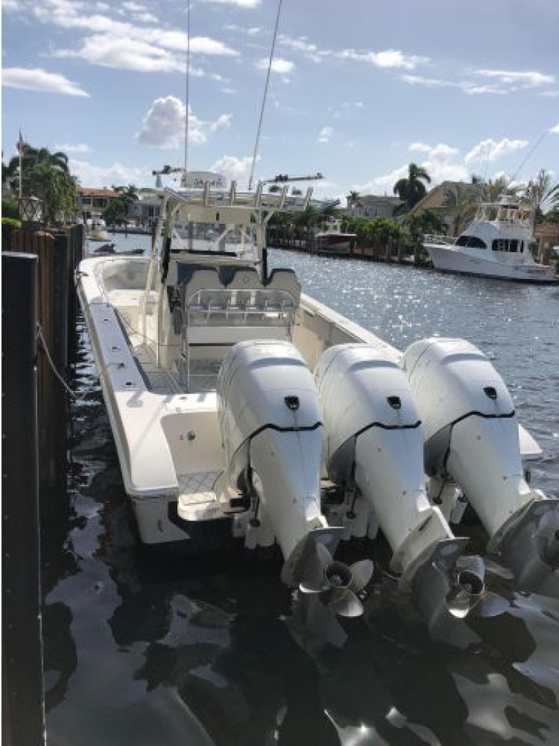 Fountain-38 Center Console 2011 -Lighthouse Point-Florida-United States-1553366 | Thumbnail