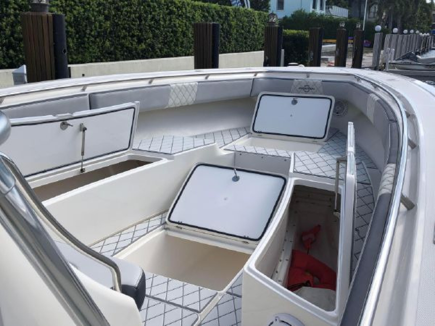 Fountain-38 Center Console 2011 -Lighthouse Point-Florida-United States-1553369 | Thumbnail