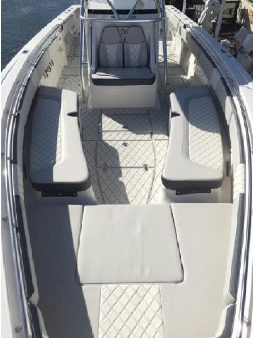 Fountain-38 Center Console 2011 -Lighthouse Point-Florida-United States-1553357 | Thumbnail