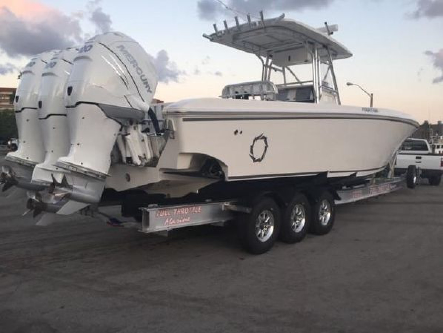 Fountain-38 Center Console 2011 -Lighthouse Point-Florida-United States-1553356 | Thumbnail