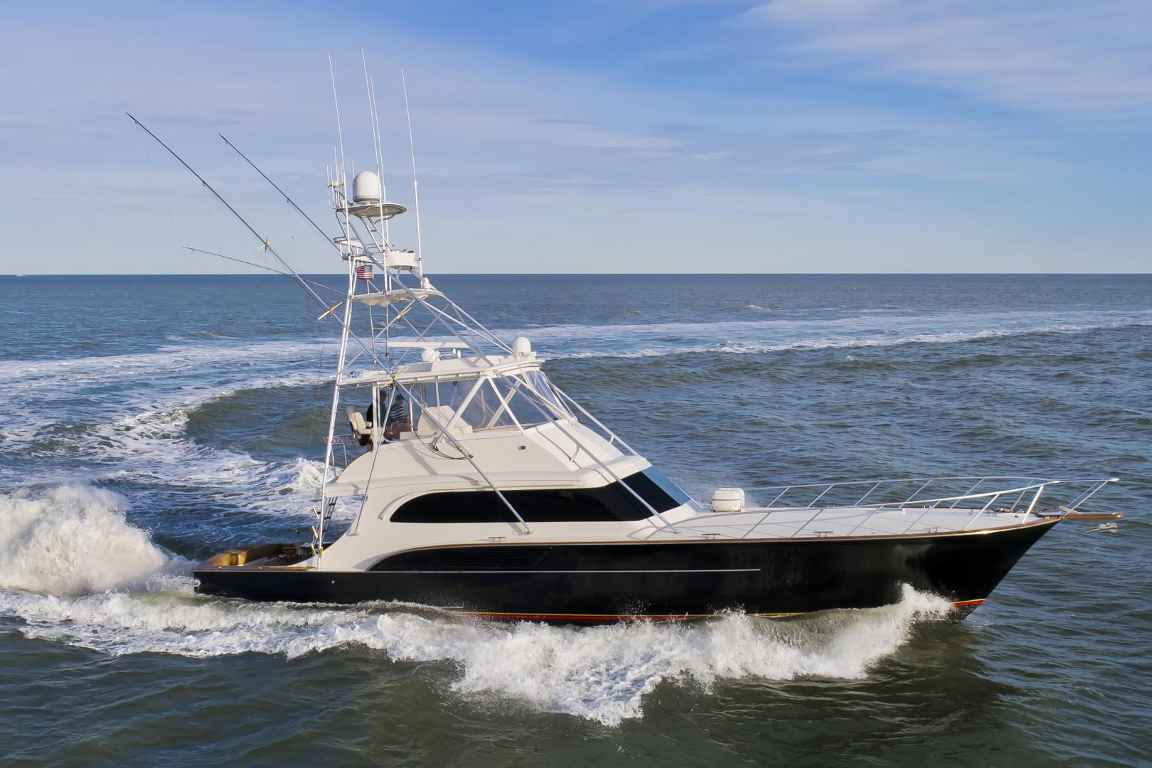Buddy Davis-61 Convertible 2001-Black Tip Ocean City-Maryland-United States-1568351 | Thumbnail