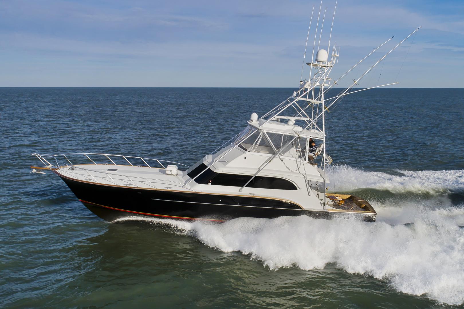 Buddy Davis-61 Convertible 2001-Black Tip Ocean City-Maryland-United States-1568343 | Thumbnail