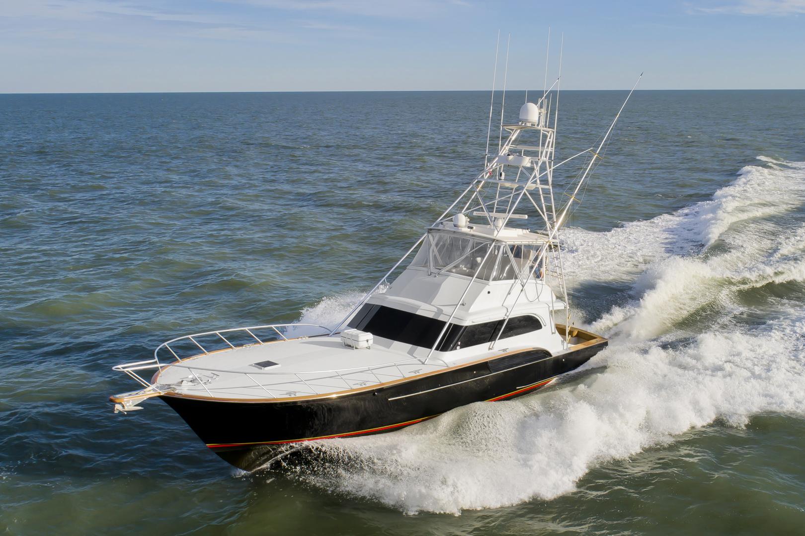 Buddy Davis-61 Convertible 2001-Black Tip Ocean City-Maryland-United States-1568341 | Thumbnail