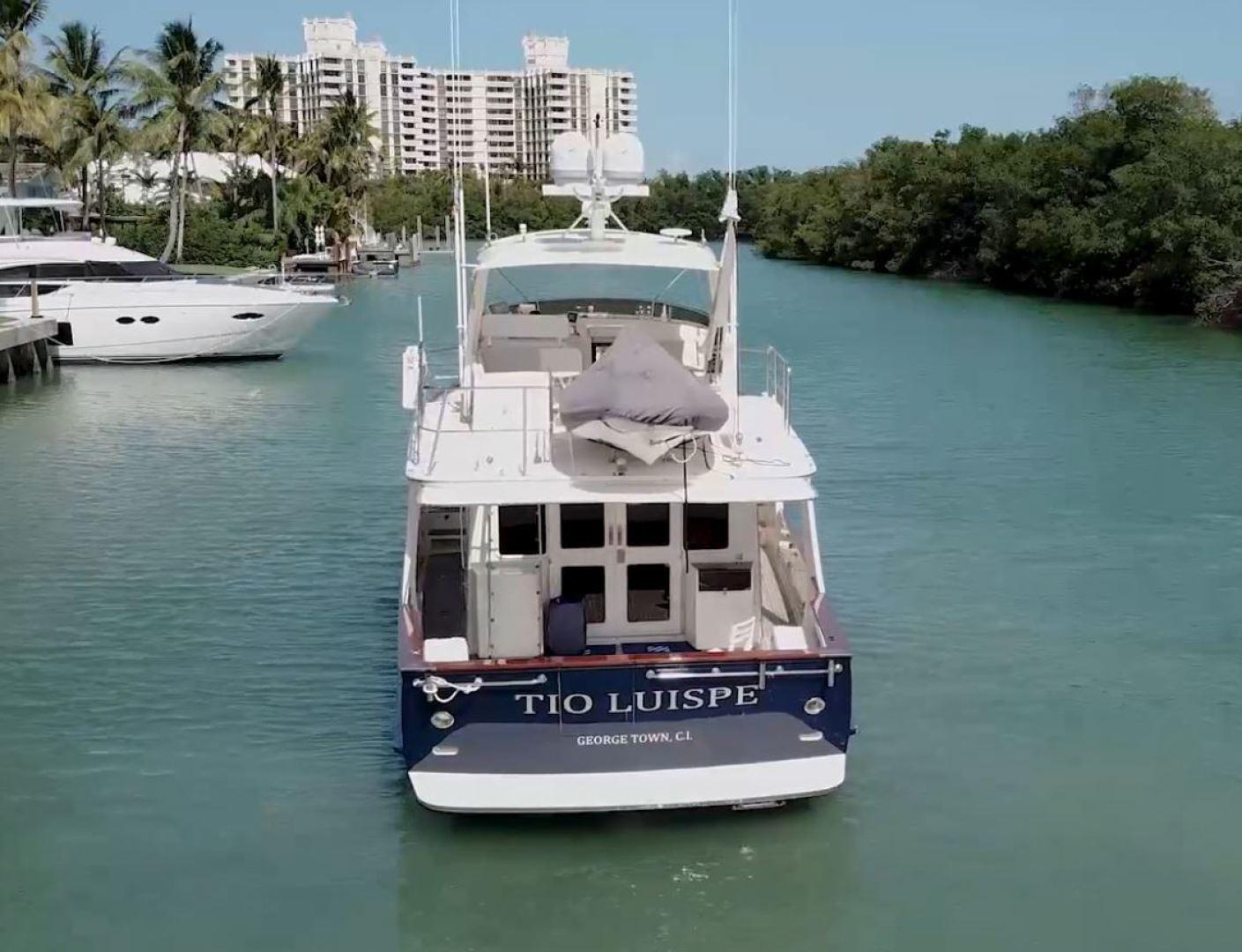 Fleming-Pilothouse 1995-Tio Luispe Key Biscayne-Florida-United States-1553754 | Thumbnail