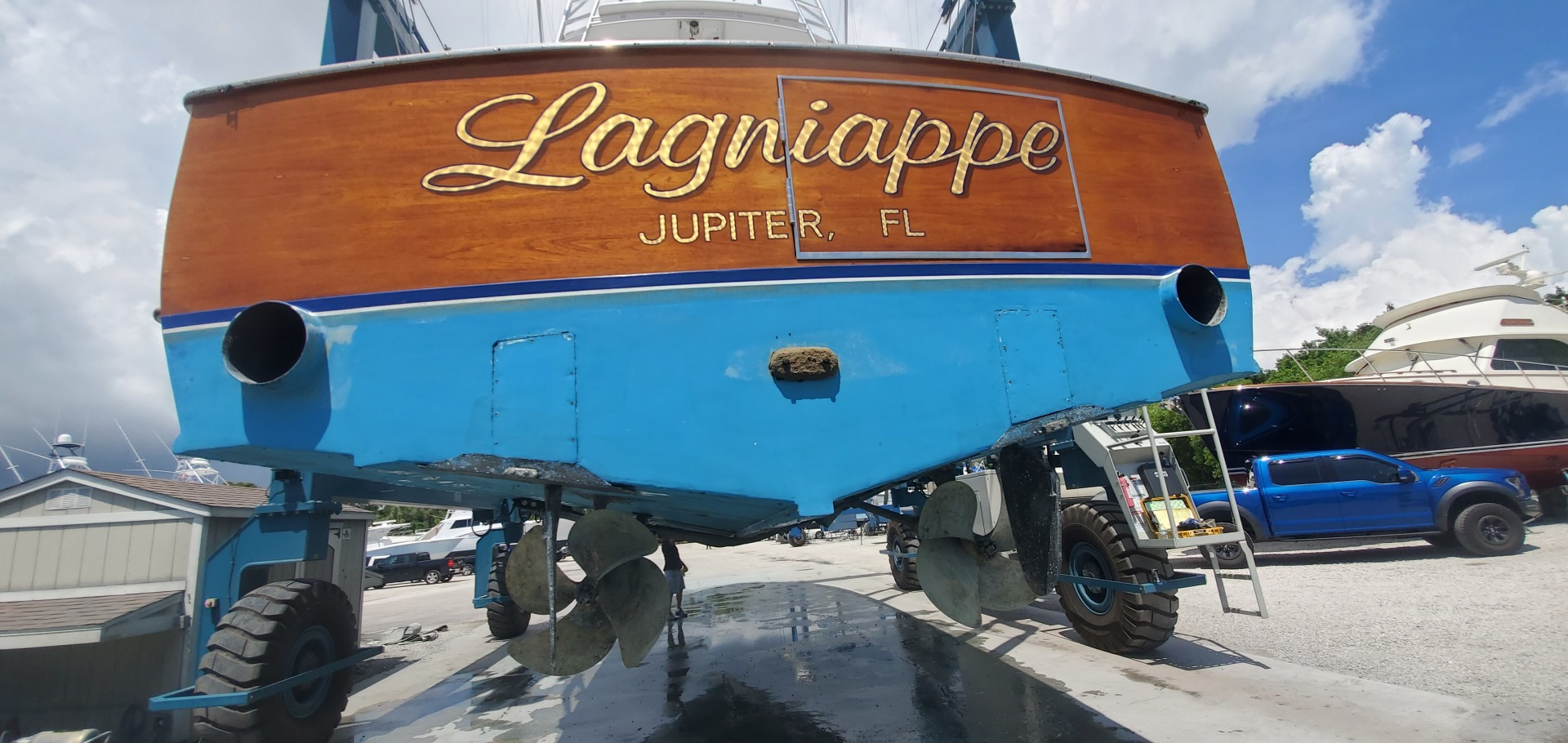 Merritt-Custom 1977-Lagniappe Jupiter-Florida-United States-1554035 | Thumbnail
