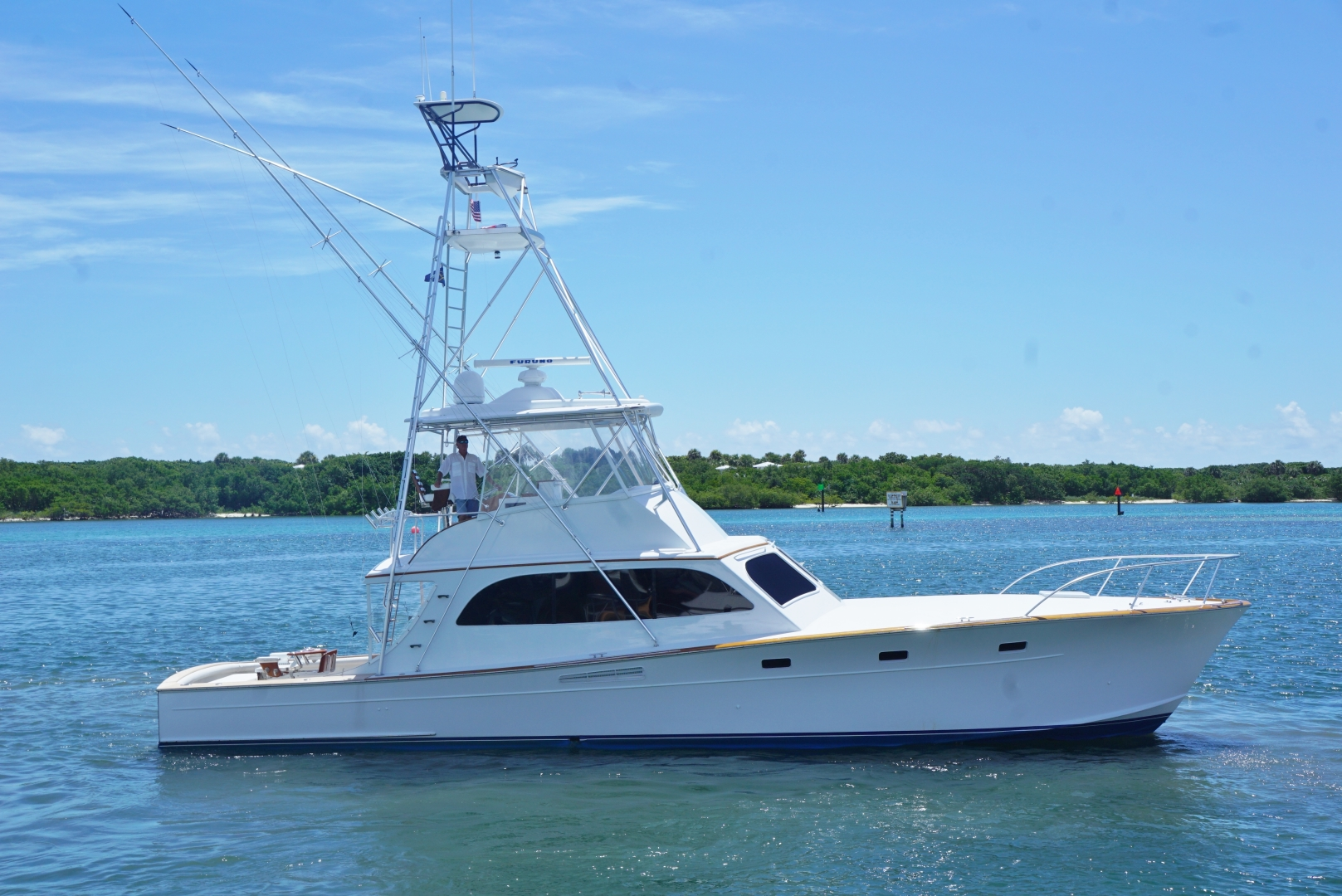Merritt-Custom 1977-Lagniappe Jupiter-Florida-United States-Profile-1553993 | Thumbnail
