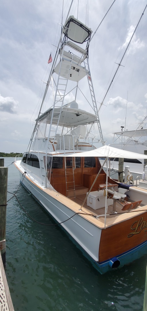 Merritt-Custom 1977-Lagniappe Jupiter-Florida-United States-1554036 | Thumbnail