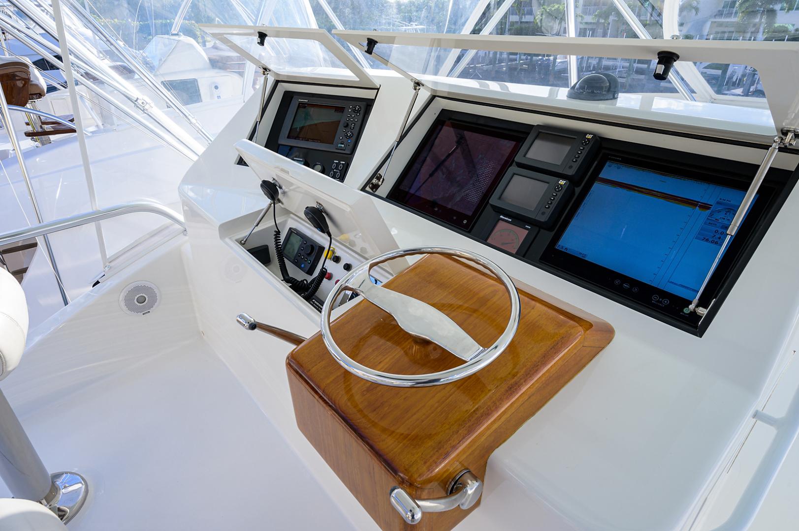 Titan-Convertible 2015-OVER RIDE PALM BEACH GARDENS-Florida-United States-Flybridge-1562362 | Thumbnail