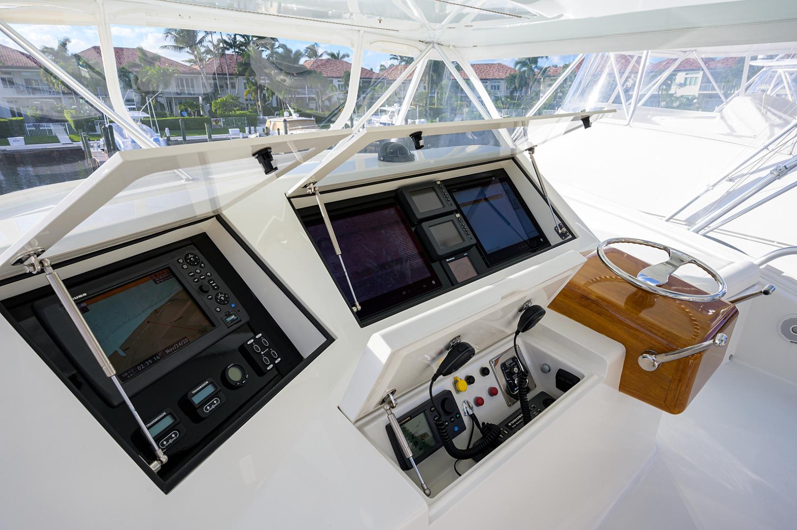 Titan-Convertible 2015-OVER RIDE PALM BEACH GARDENS-Florida-United States-Flybridge-1562360 | Thumbnail