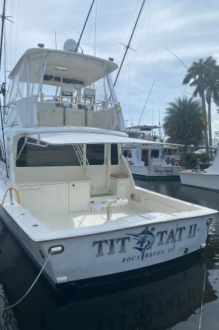 Ocean Yachts-60 Sportfish 2001-Tit 4 Tat Lighthouse Point-Florida-United States-1554839 | Thumbnail