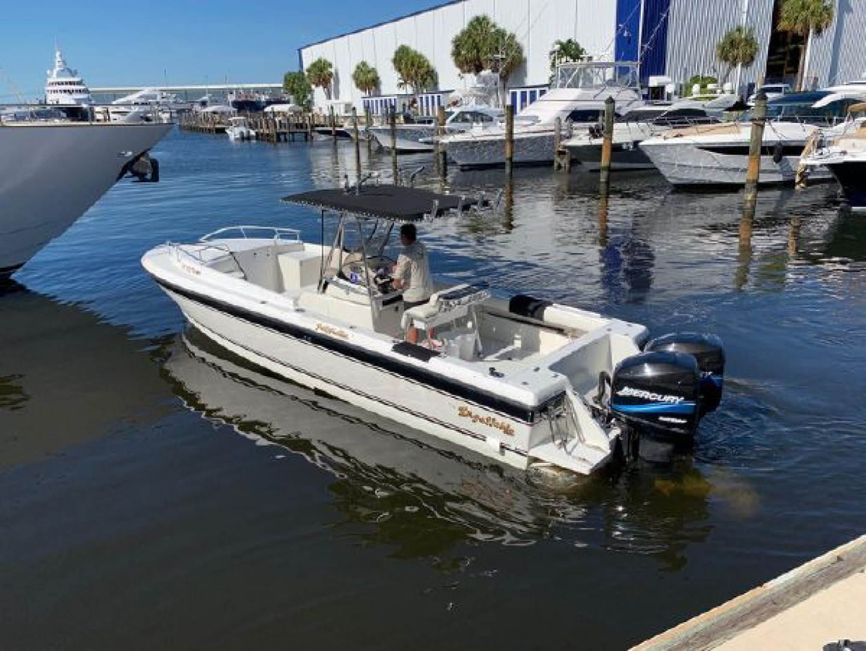 Intrepid-32 Cuddy 1997 -Fort Lauderdale-Florida-United States-1555072   Thumbnail