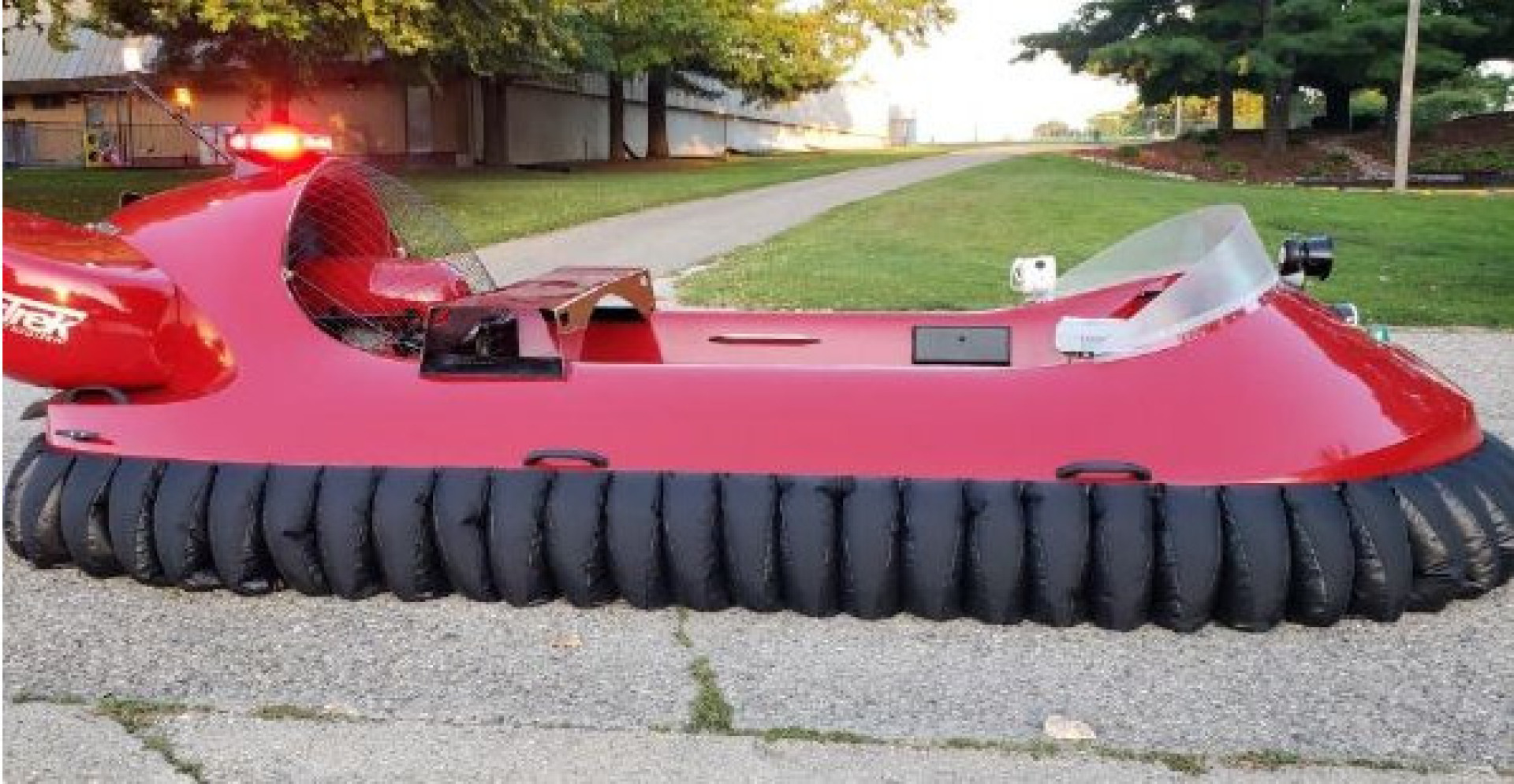 Neoteric Hovercraft-Rescue Hovercraft 5852 2021 -New Orleans-Louisiana-United States-1555120 | Thumbnail