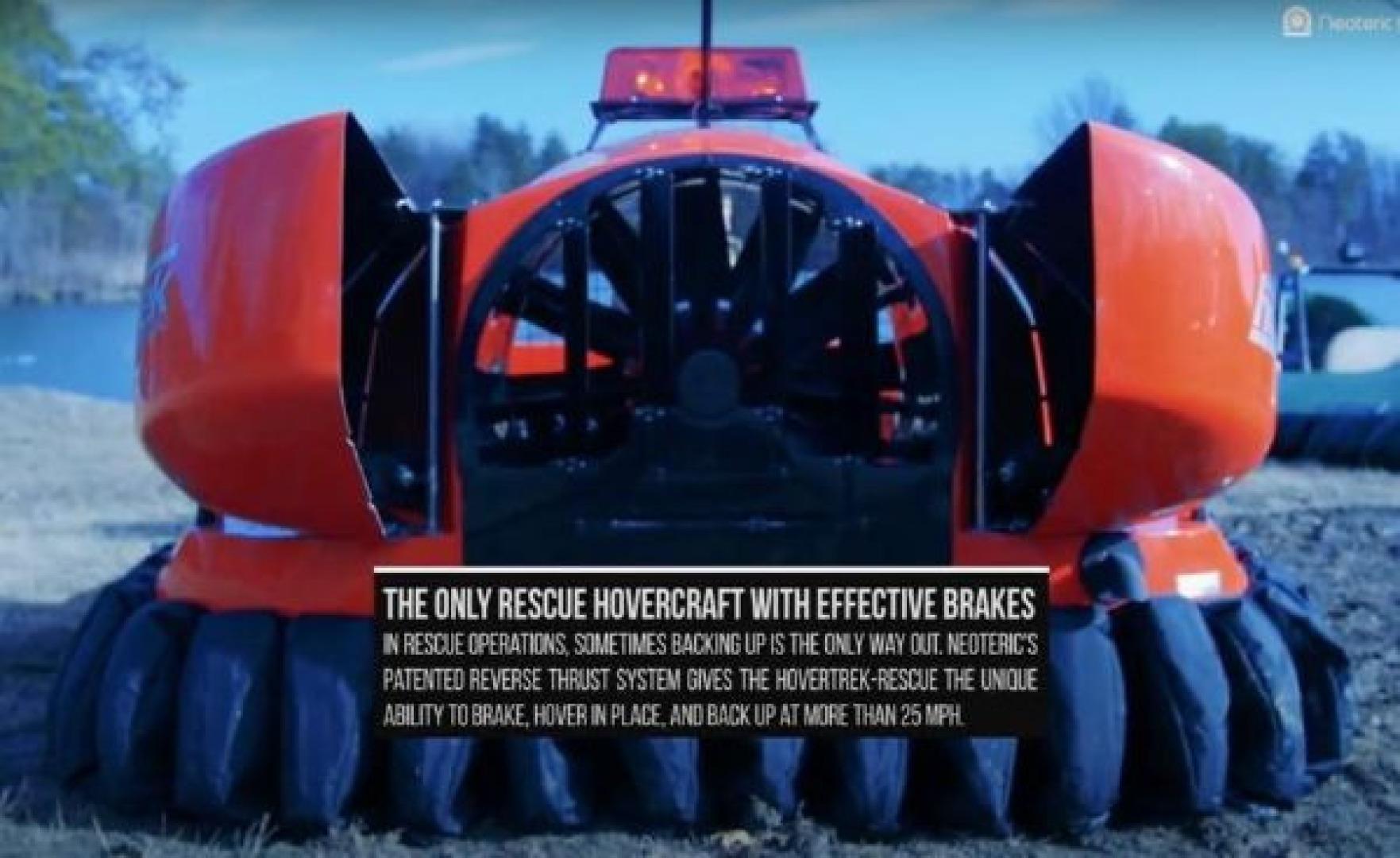 Neoteric Hovercraft-Rescue Hovercraft 3626 2021 -Galveston-Texas-United States-1555122 | Thumbnail