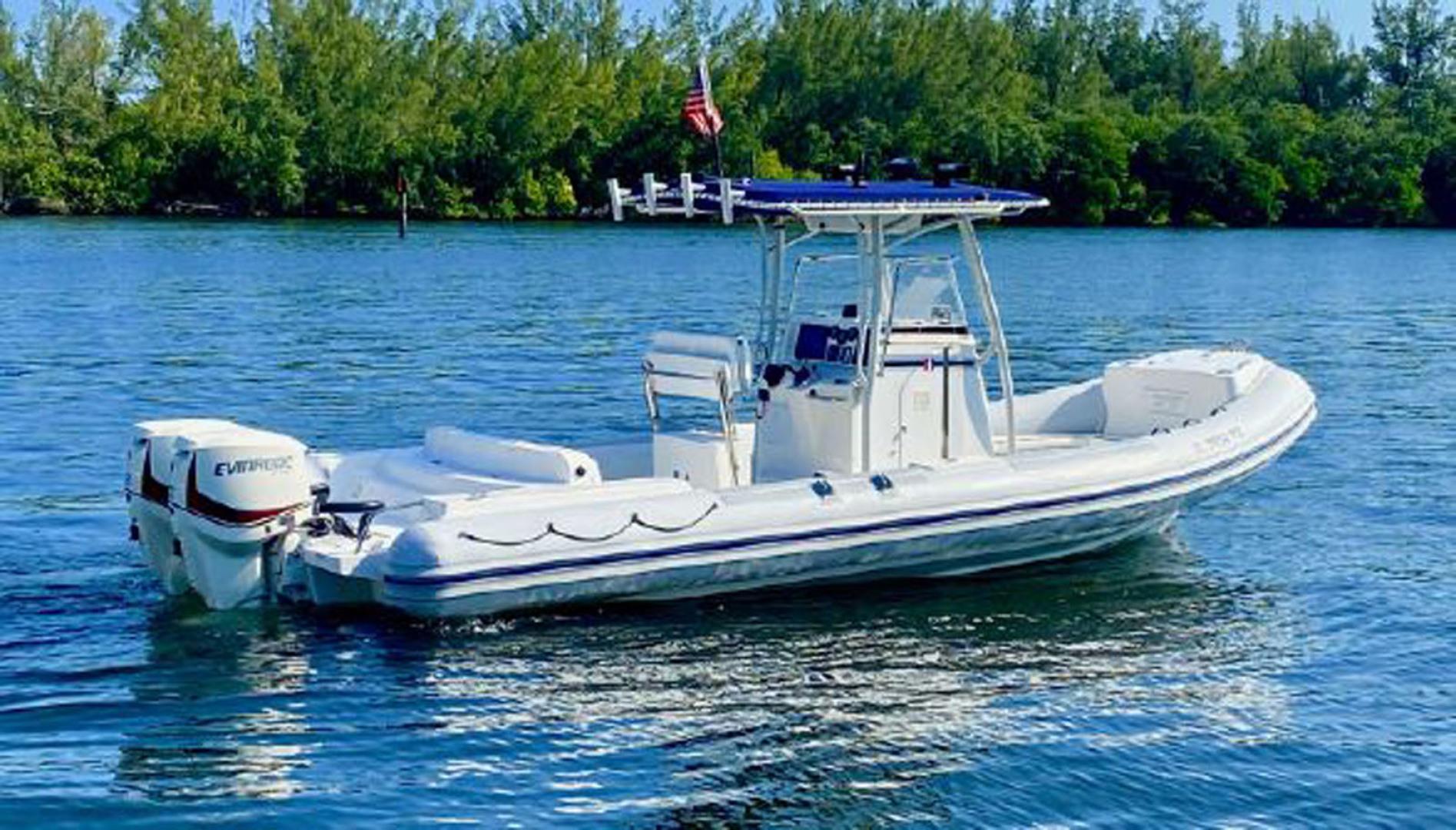Flexboat-SR760LL 2014-No Name Boca Raton-Florida-United States-1555822 | Thumbnail