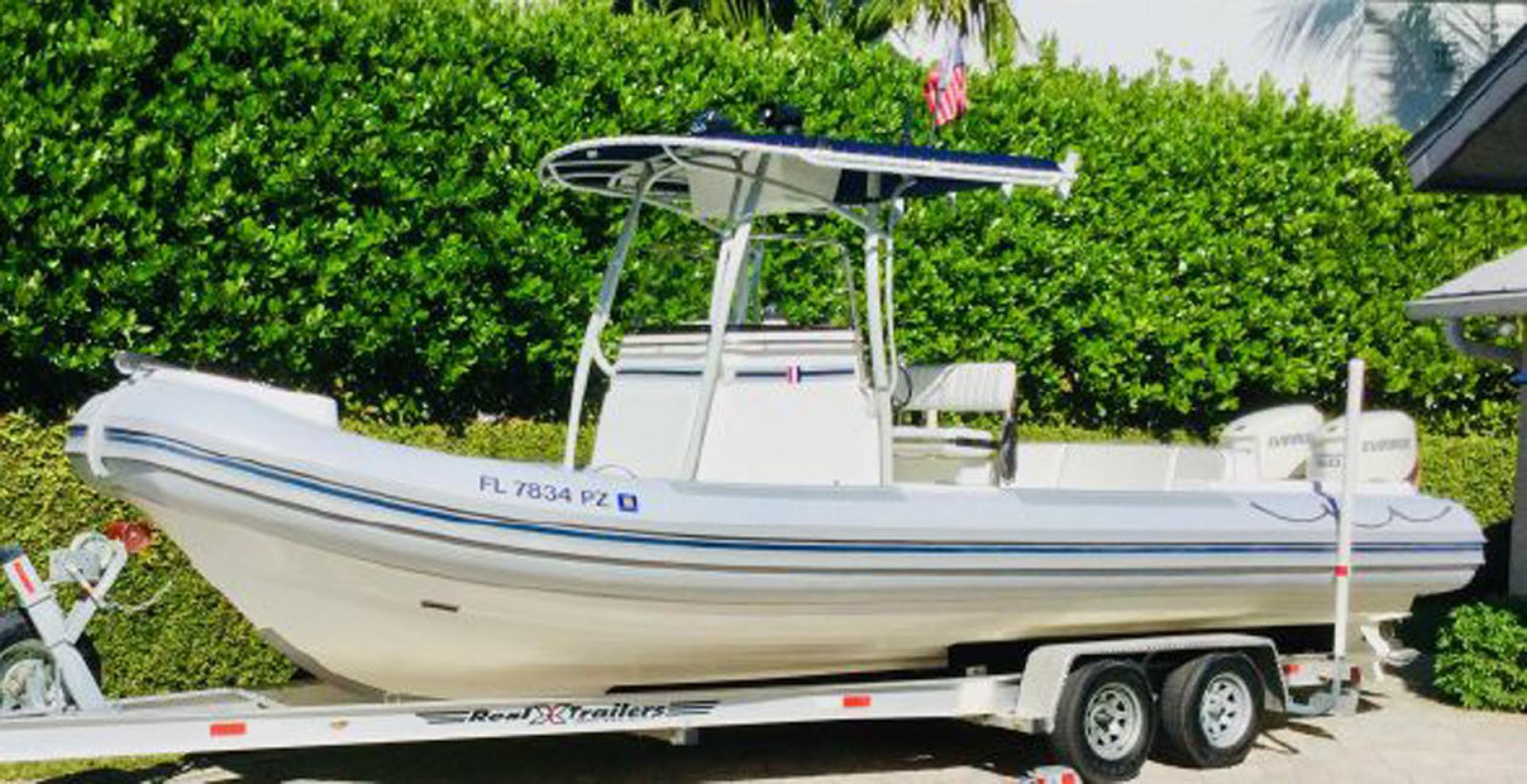 Flexboat-SR760LL 2014-No Name Boca Raton-Florida-United States-1555828 | Thumbnail