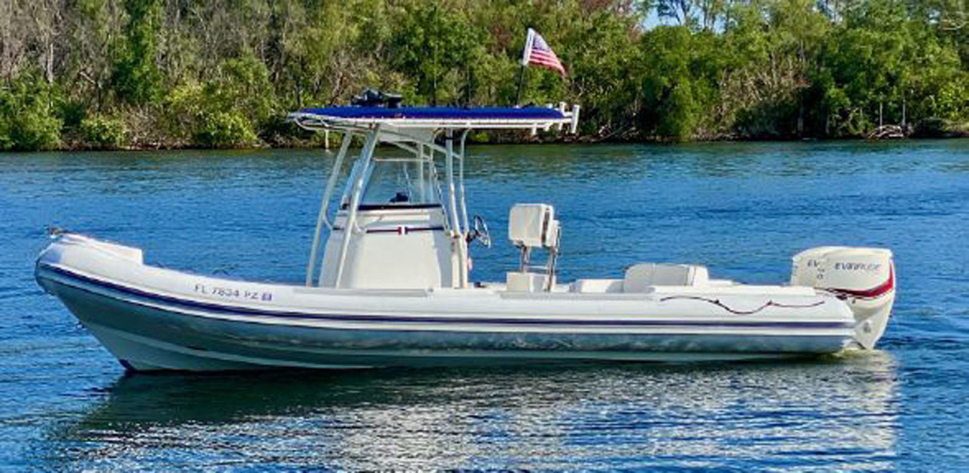 Flexboat-SR760LL 2014-No Name Boca Raton-Florida-United States-1555809 | Thumbnail