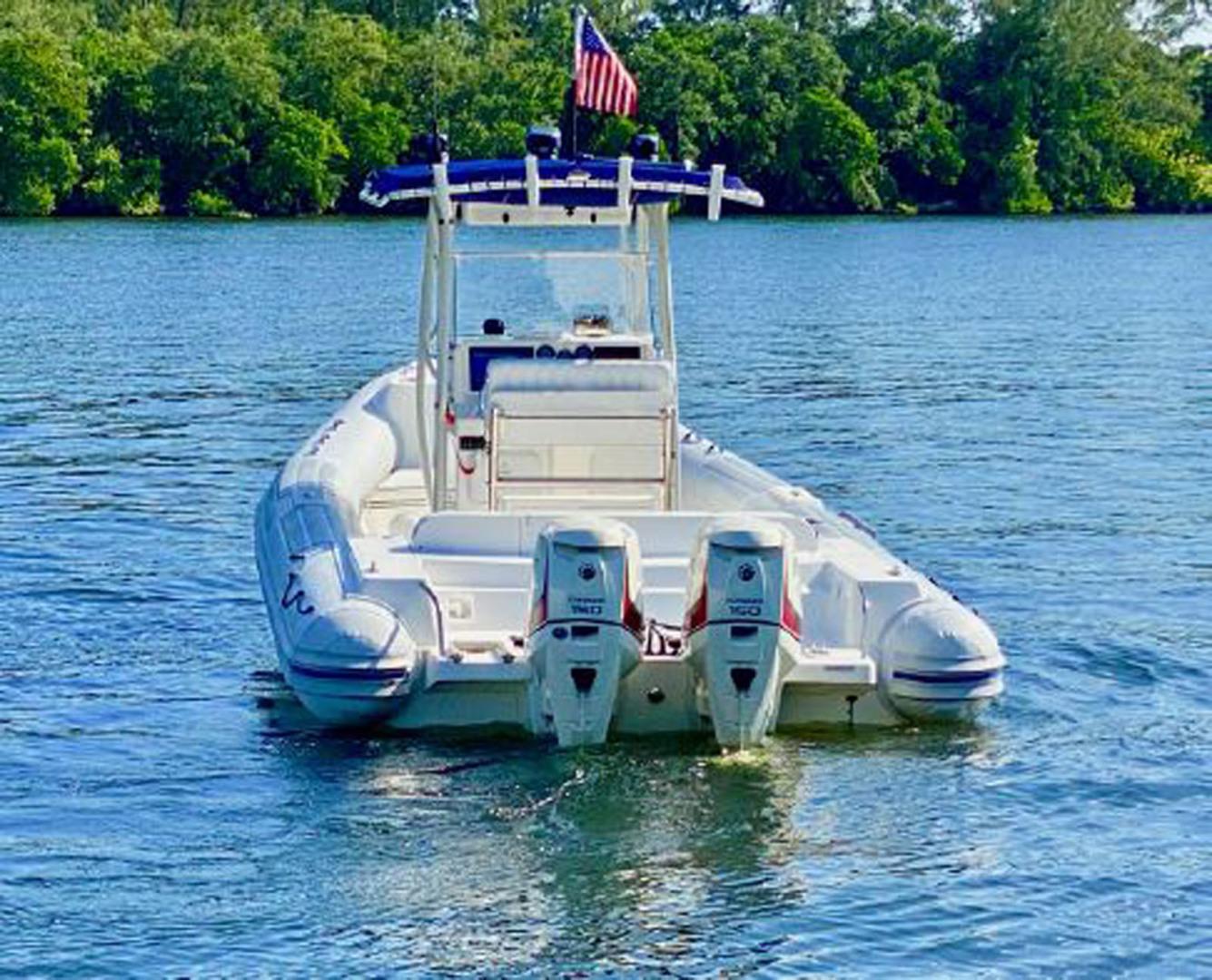 Flexboat-SR760LL 2014-No Name Boca Raton-Florida-United States-1555823 | Thumbnail