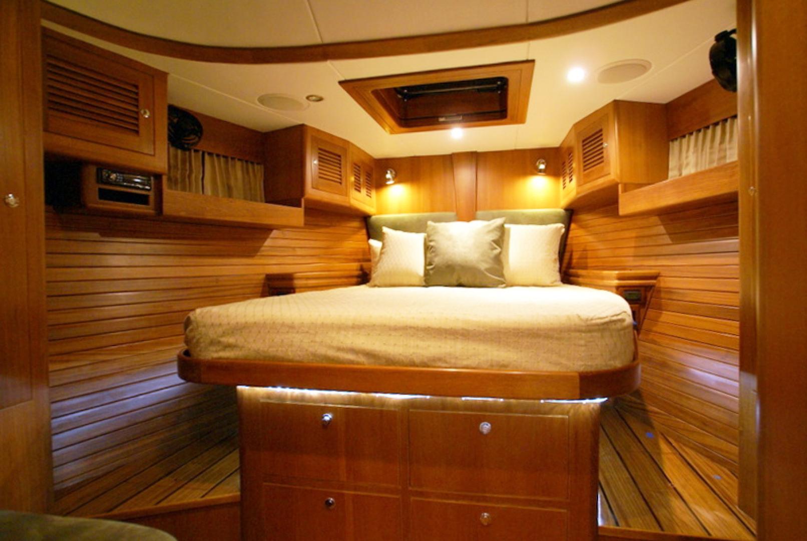 Hylas-70 Centerboard Cruiser 2007-AMANTE Barcelona-Spain-Fwd. Guest SR-1555643   Thumbnail