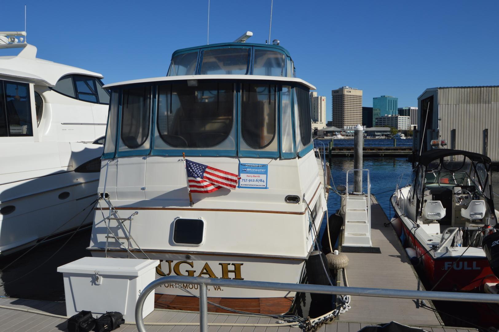 Ocean Yachts-46 Sunliner 1986-Sugah Portsmouth-Virginia-United States-1555483 | Thumbnail