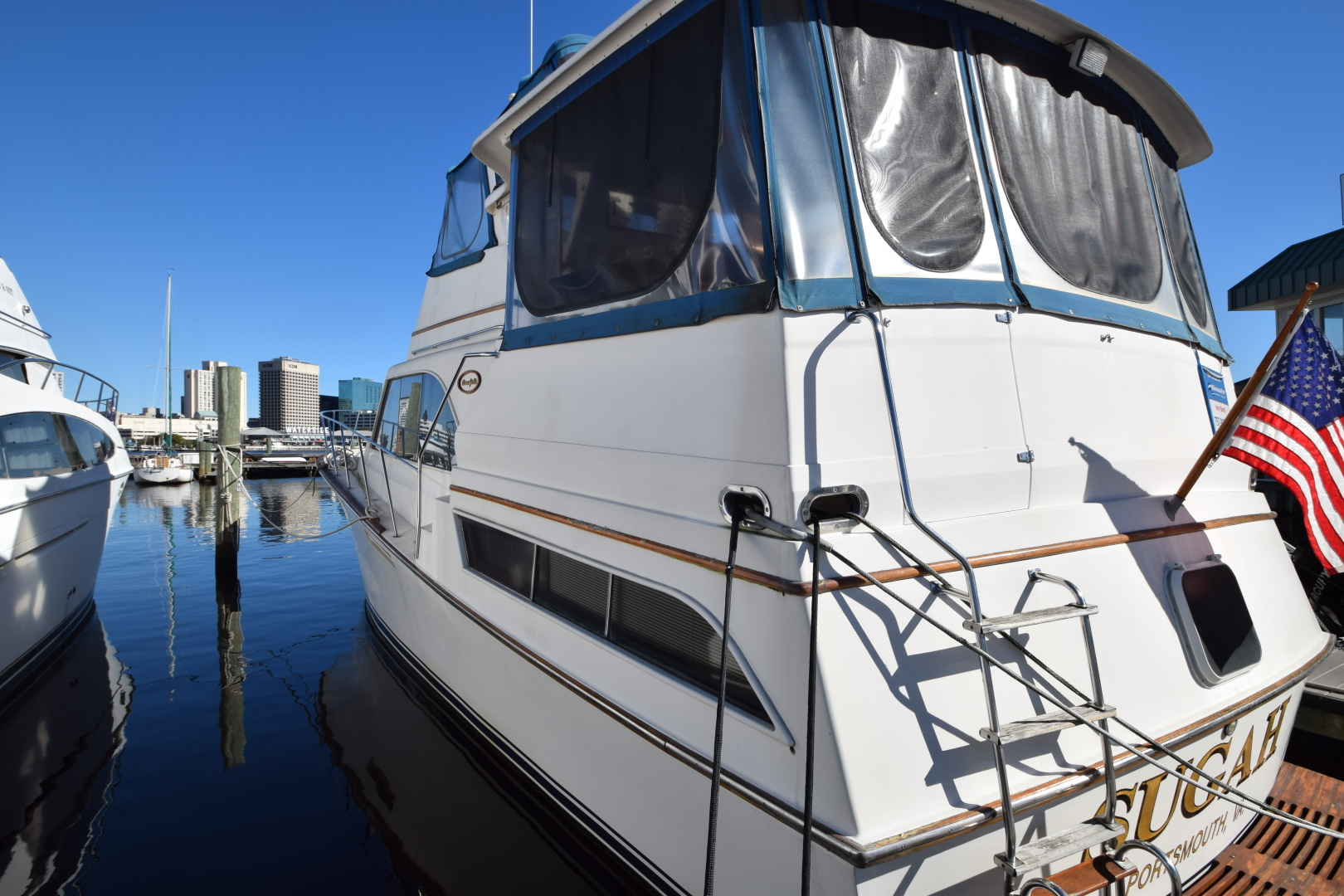 Ocean Yachts-46 Sunliner 1986-Sugah Portsmouth-Virginia-United States-1555551 | Thumbnail