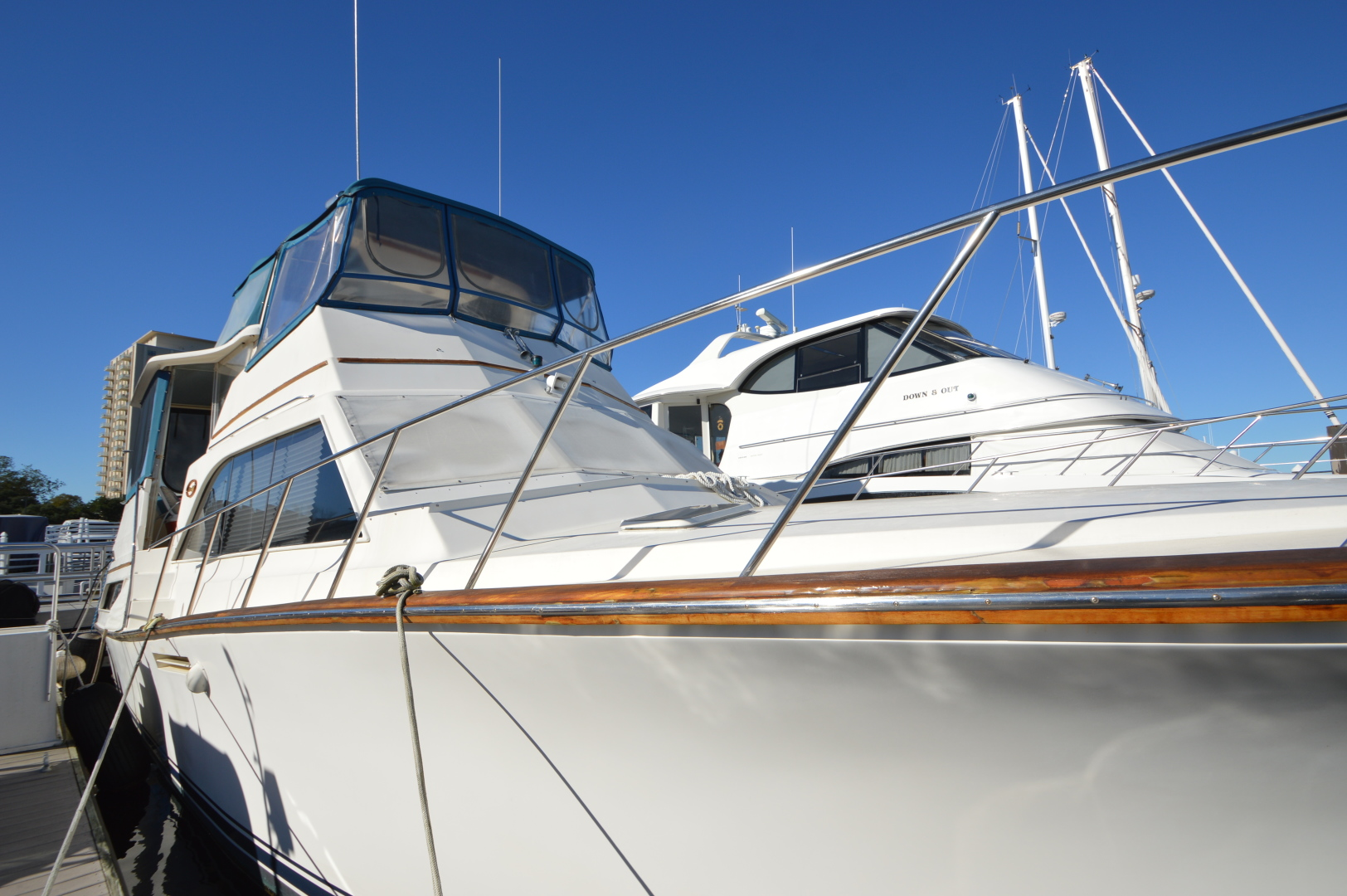 Ocean Yachts-46 Sunliner 1986-Sugah Portsmouth-Virginia-United States-1555482 | Thumbnail